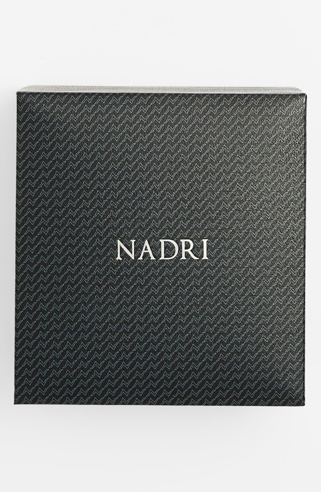 Alternate Image 3  - Nadri Boxed Bow Pendant Necklace (Nordstrom Exclusive)
