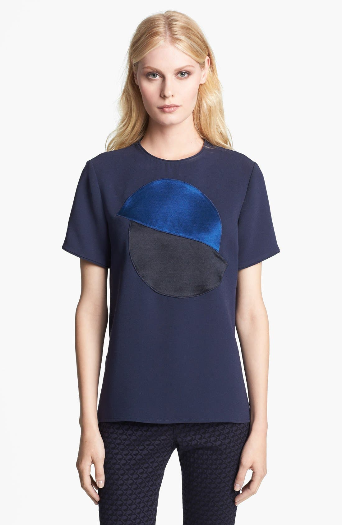 Alternate Image 1 Selected - MARC BY MARC JACOBS 'Sparks' Crepe Top