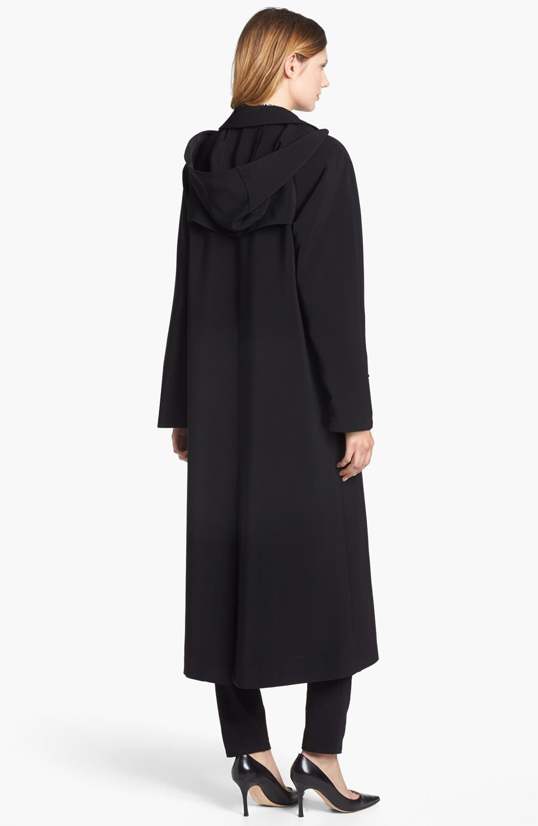 Alternate Image 2  - Gallery 'Nepage' Long Coat with Detachable Hood & Liner (Nordstrom Online Exclusive)