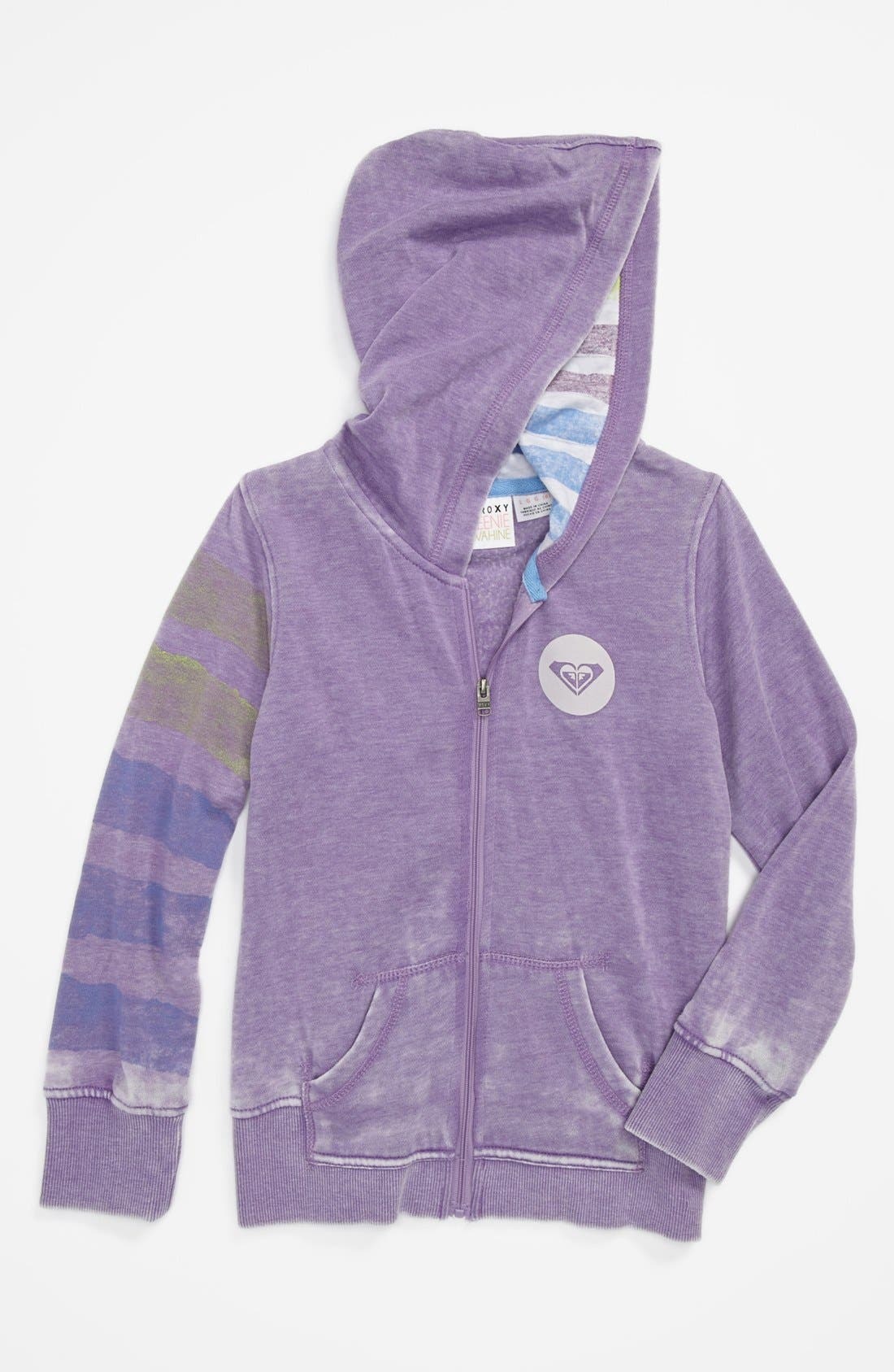Main Image - 'Valley View' Hoodie (Little Girls)