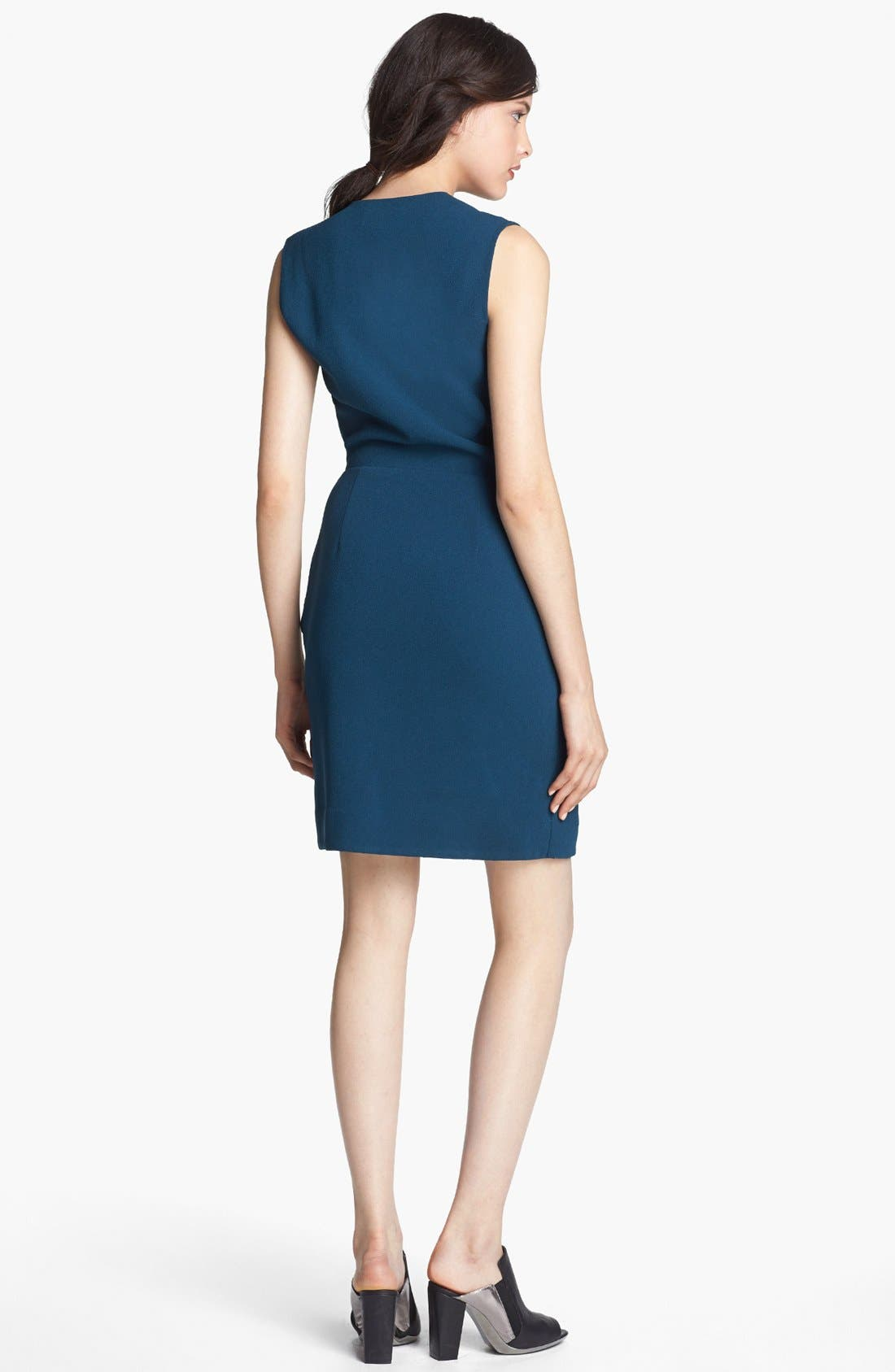 Alternate Image 2  - 3.1 Phillip Lim Asymmetrical Drape Dress