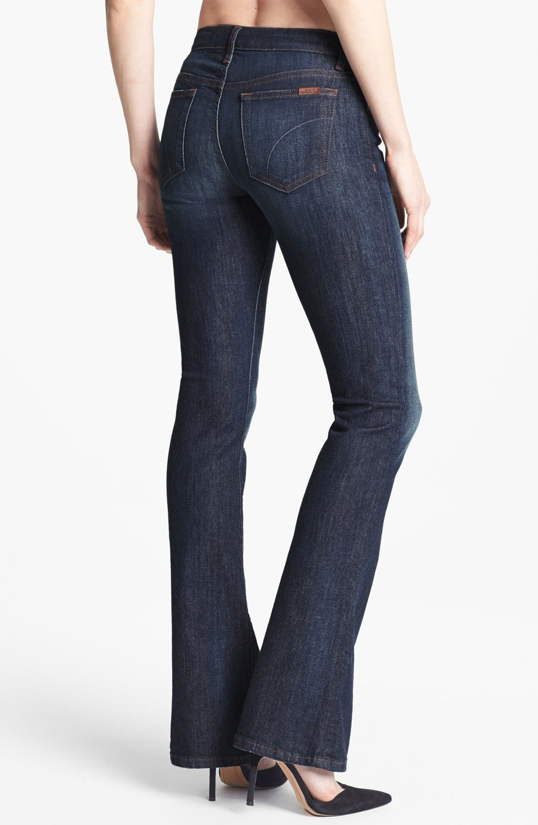 Alternate Image 2  - Joe's 'The Honey' Curvy Bootcut Jeans (Quinn) (Online Only)