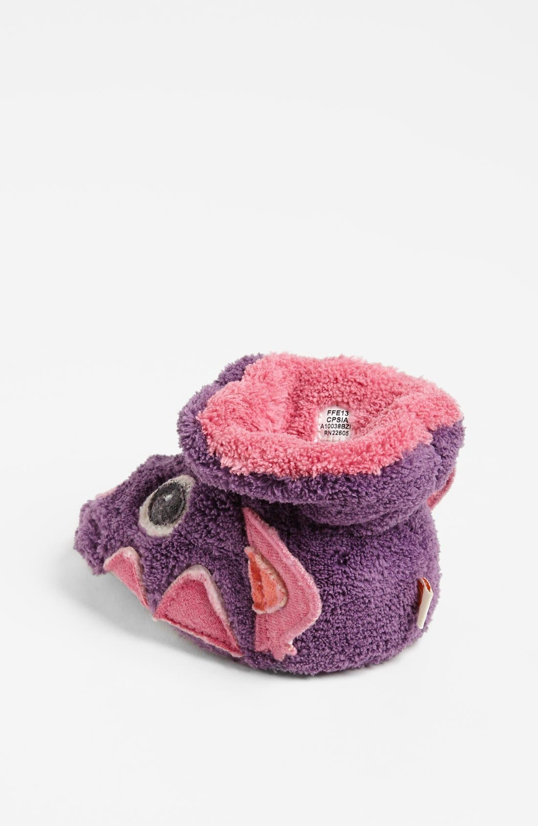 Alternate Image 2  - Acorn 'Kitty' Slipper (Baby, Walker & Toddler)