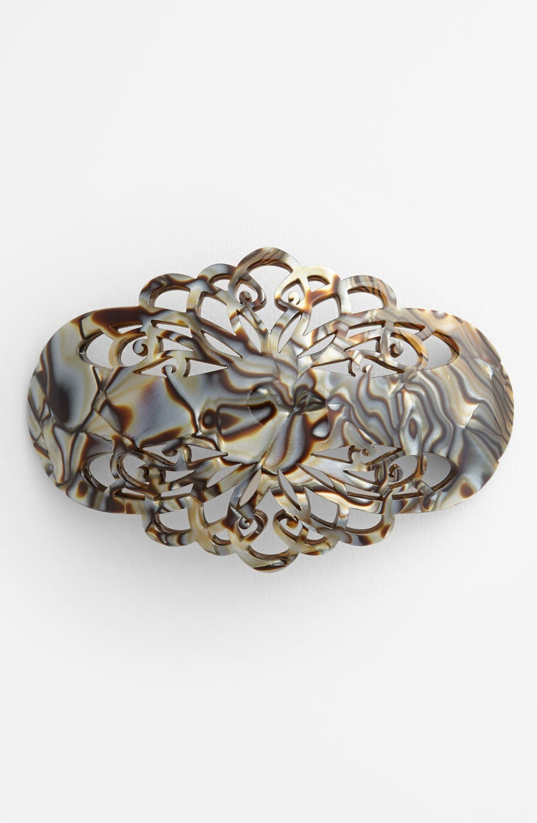 Alternate Image 1 Selected - France Luxe 'Chicago' Extra Volume Barrette