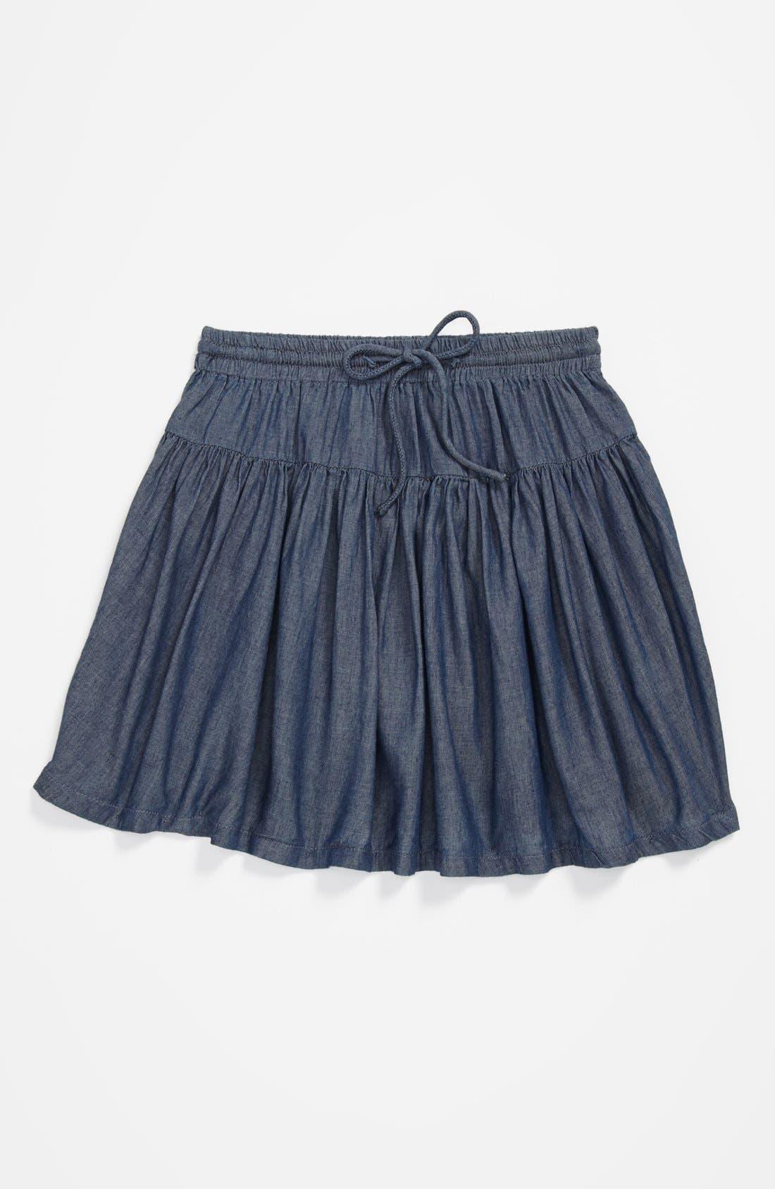 Alternate Image 1 Selected - Peek 'Louise' Skirt (Toddler, Little Girls & Big Girls)