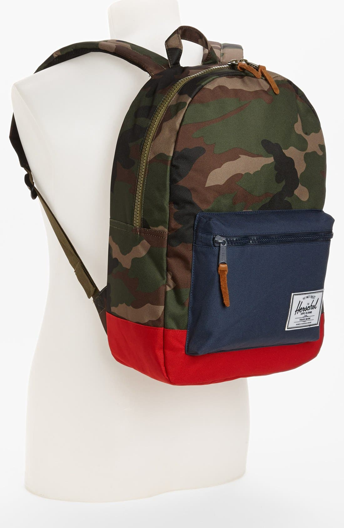 Alternate Image 4  - Herschel Supply Co. 'Settlement Plus' Backpack