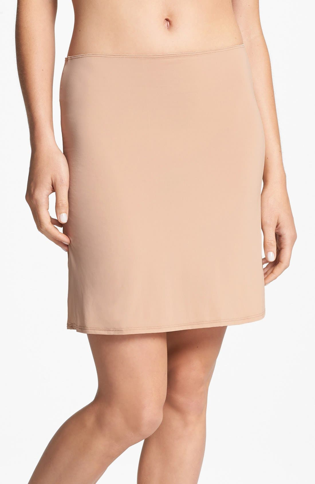 Alternate Image 1 Selected - Calvin Klein Half Slip