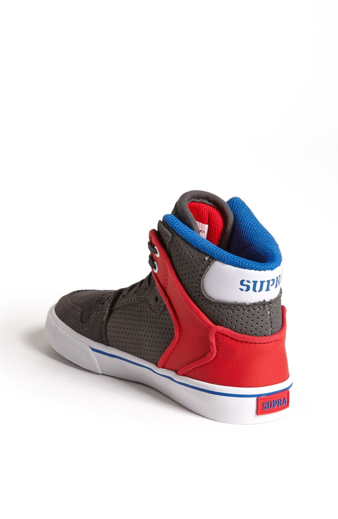 Alternate Image 2  - Supra 'Vaider' Sneaker (Toddler, Little Kid & Big Kid)