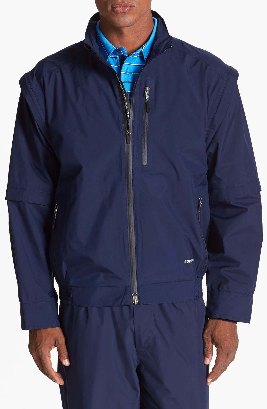 Alternate Image 1 Selected - Zero Restriction 'Featherweight II Travelers' Gore-Tex® Jacket