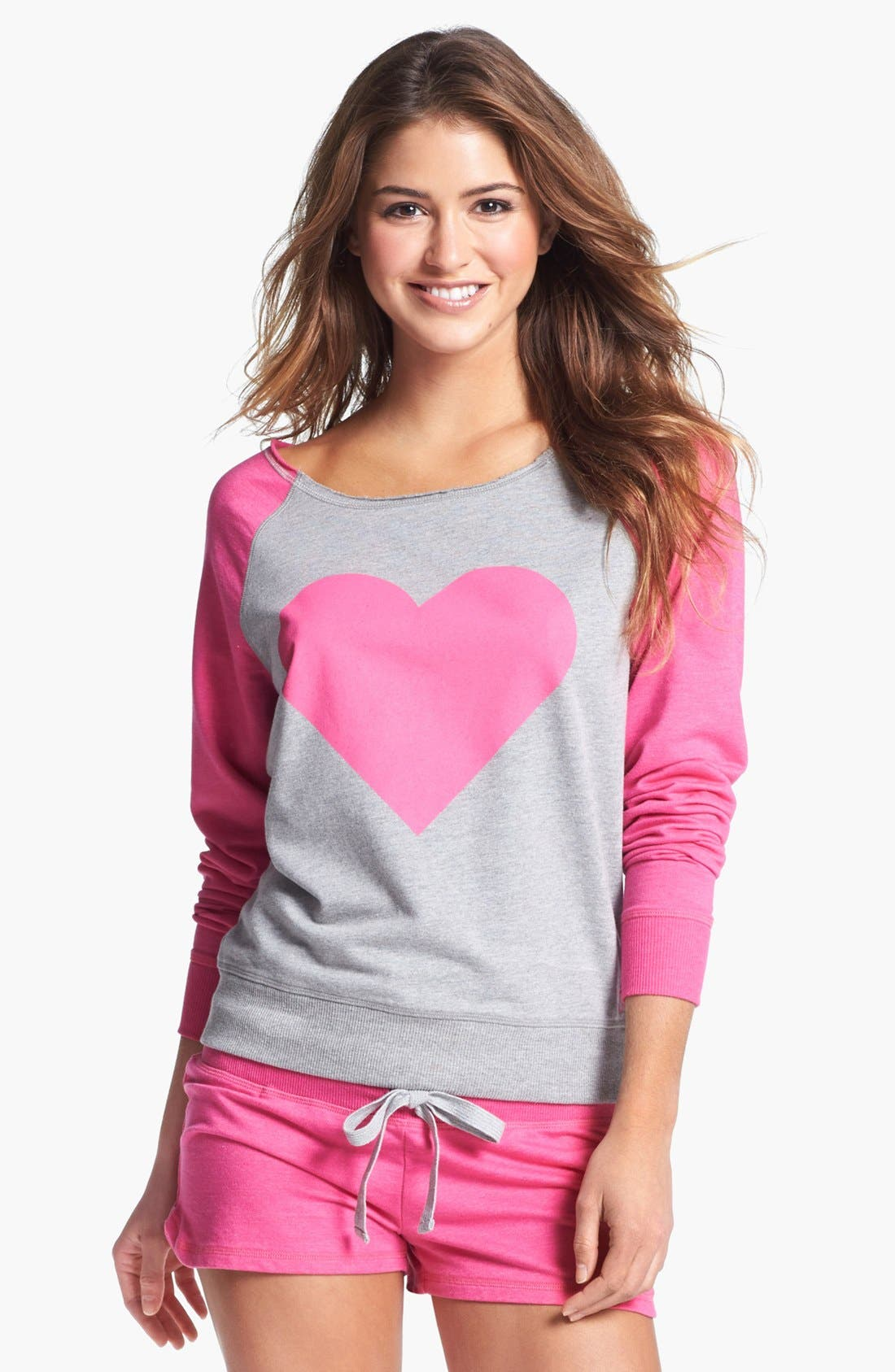 Alternate Image 1 Selected - COZY ZOE 'Dorm Room' Sweatshirt