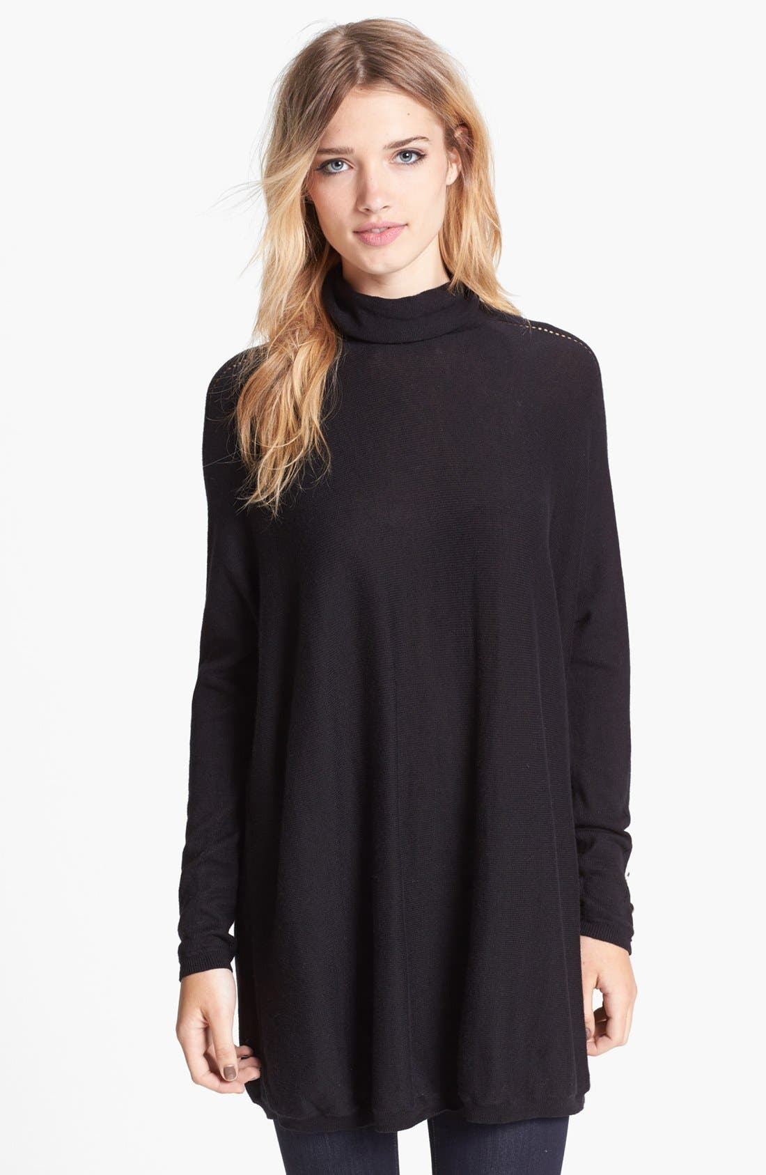 Main Image - Ted Baker London Roll Neck Sweater Tunic