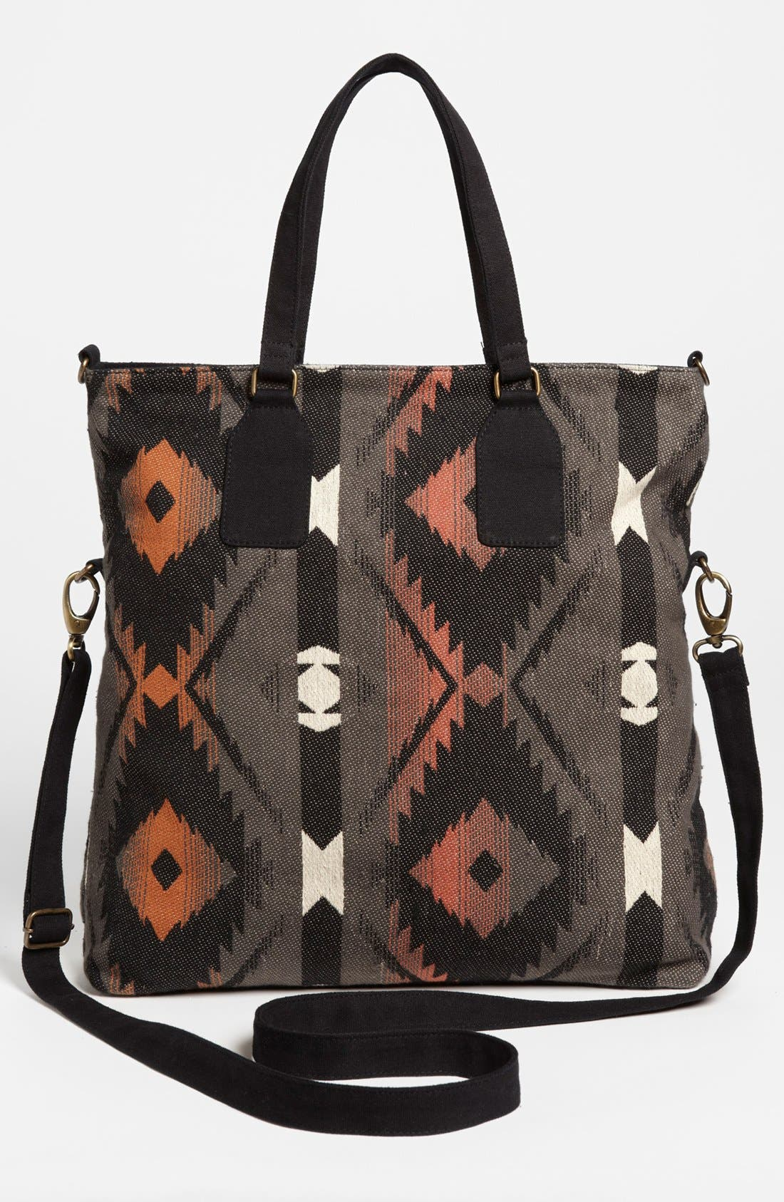 Alternate Image 4  - BP. Southwestern Pattern Messenger Bag