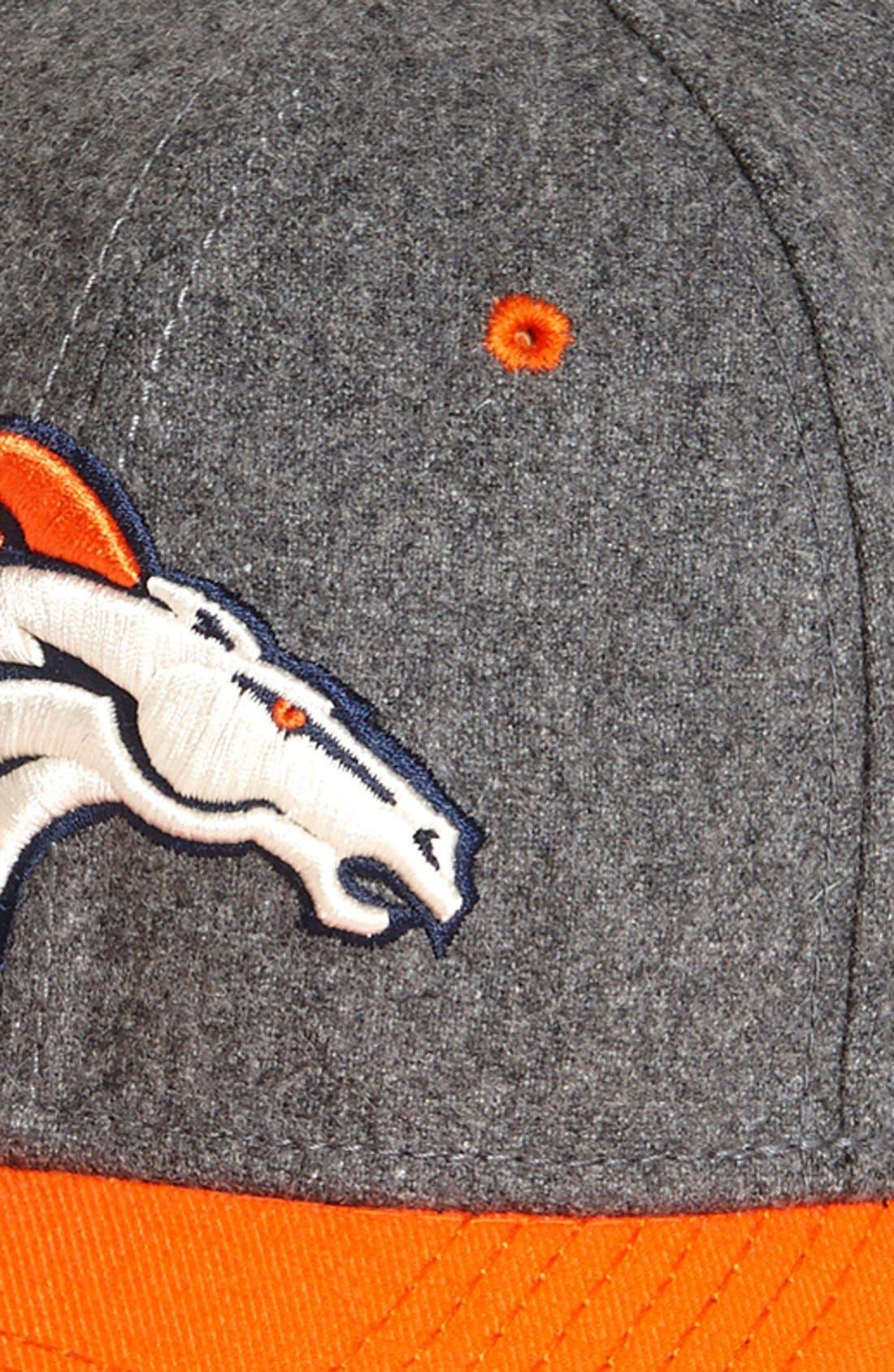 Alternate Image 3  - New Era Cap 'Meltop - Denver Broncos' Fitted Baseball Cap