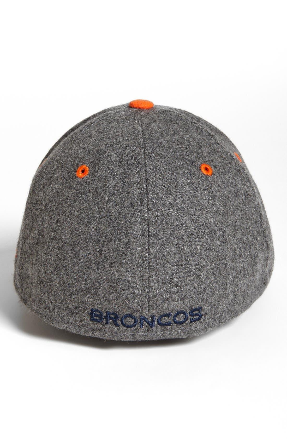 Alternate Image 2  - New Era Cap 'Meltop - Denver Broncos' Fitted Baseball Cap