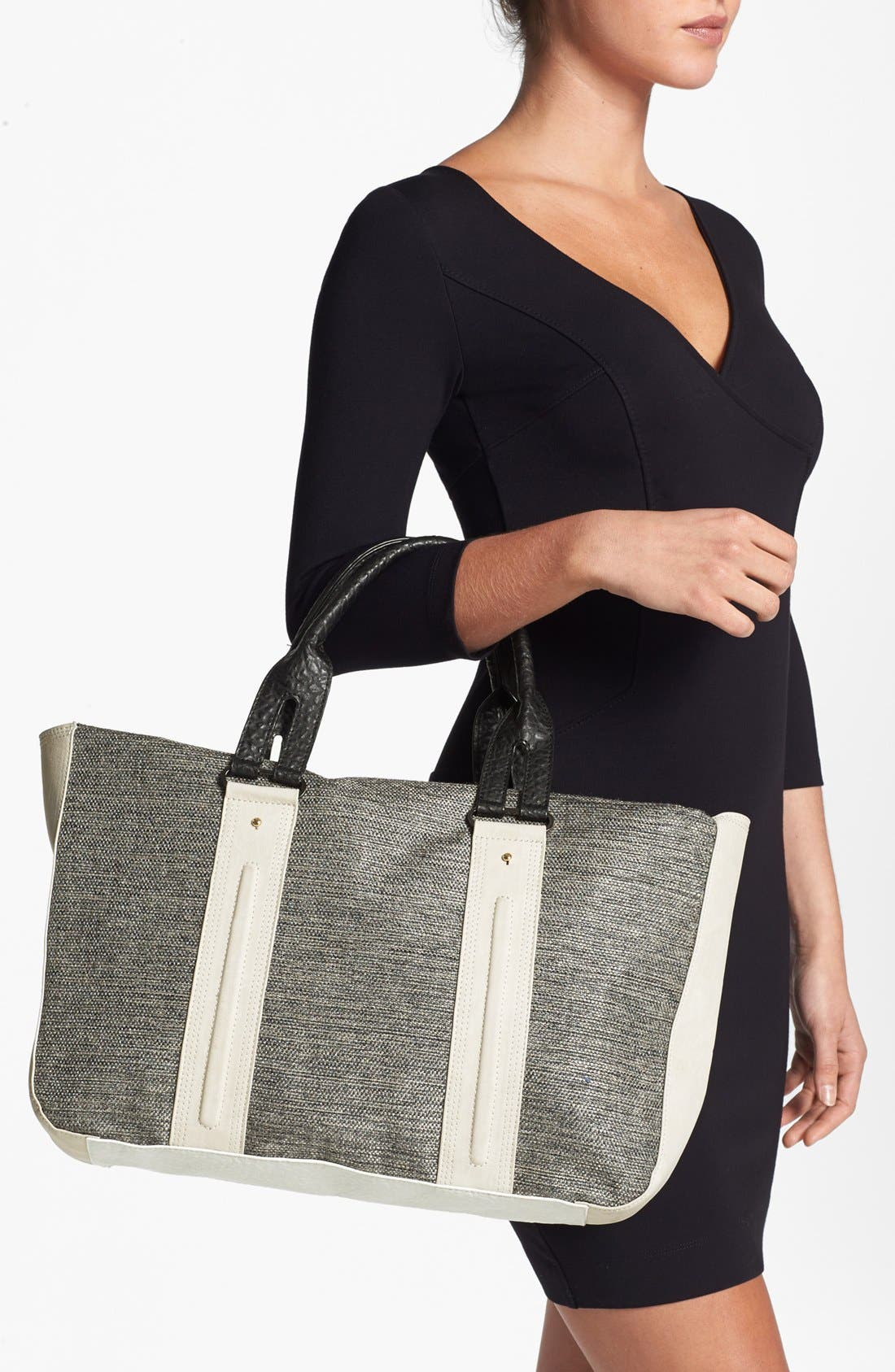 Alternate Image 2  - French Connection Tote, Extra Large