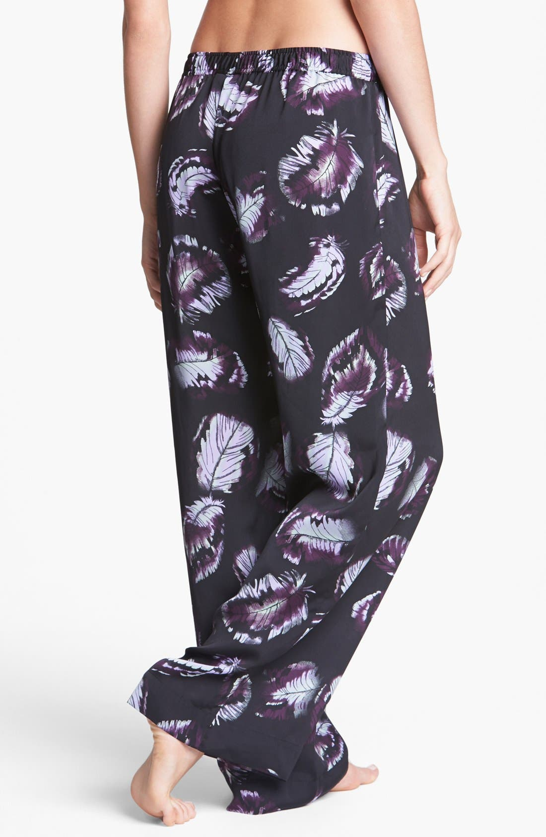 Alternate Image 2  - Shimera Silky Woven Lounge Pants