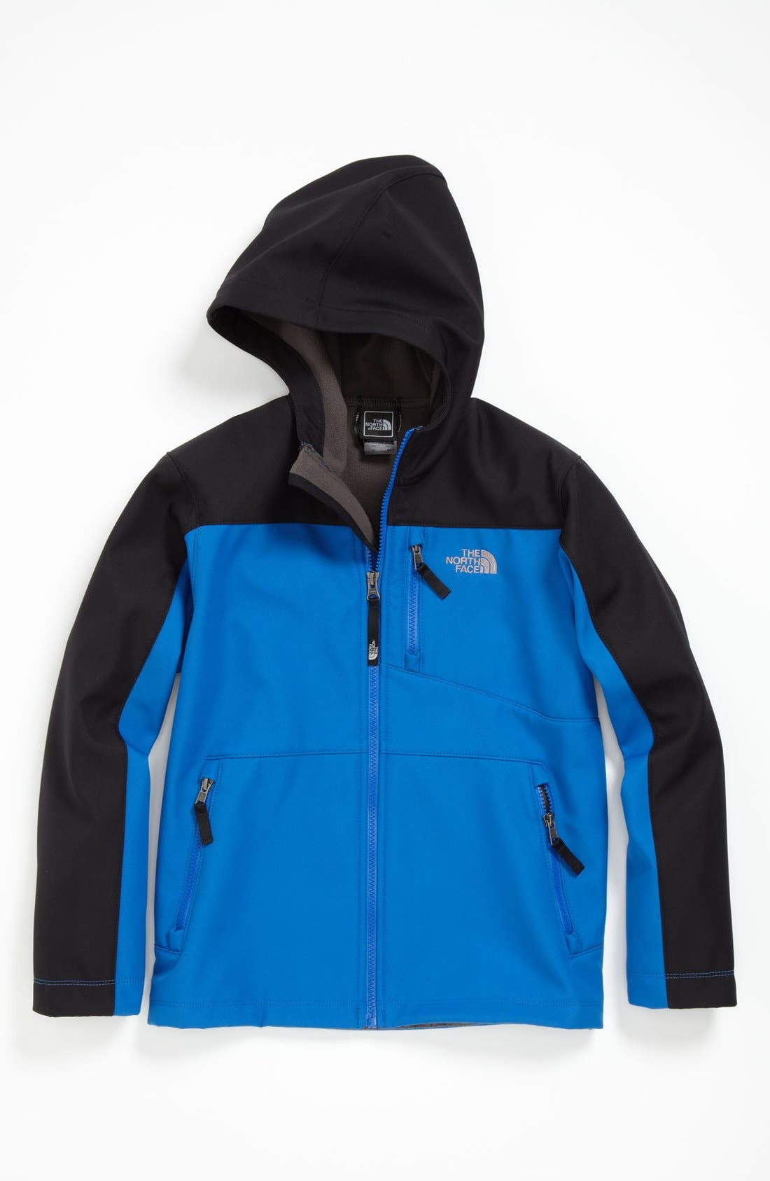 Main Image - The North Face 'Apex Bionic' Hooded Jacket (Little Boys & Big Boys) (Nordstrom Exclusive)