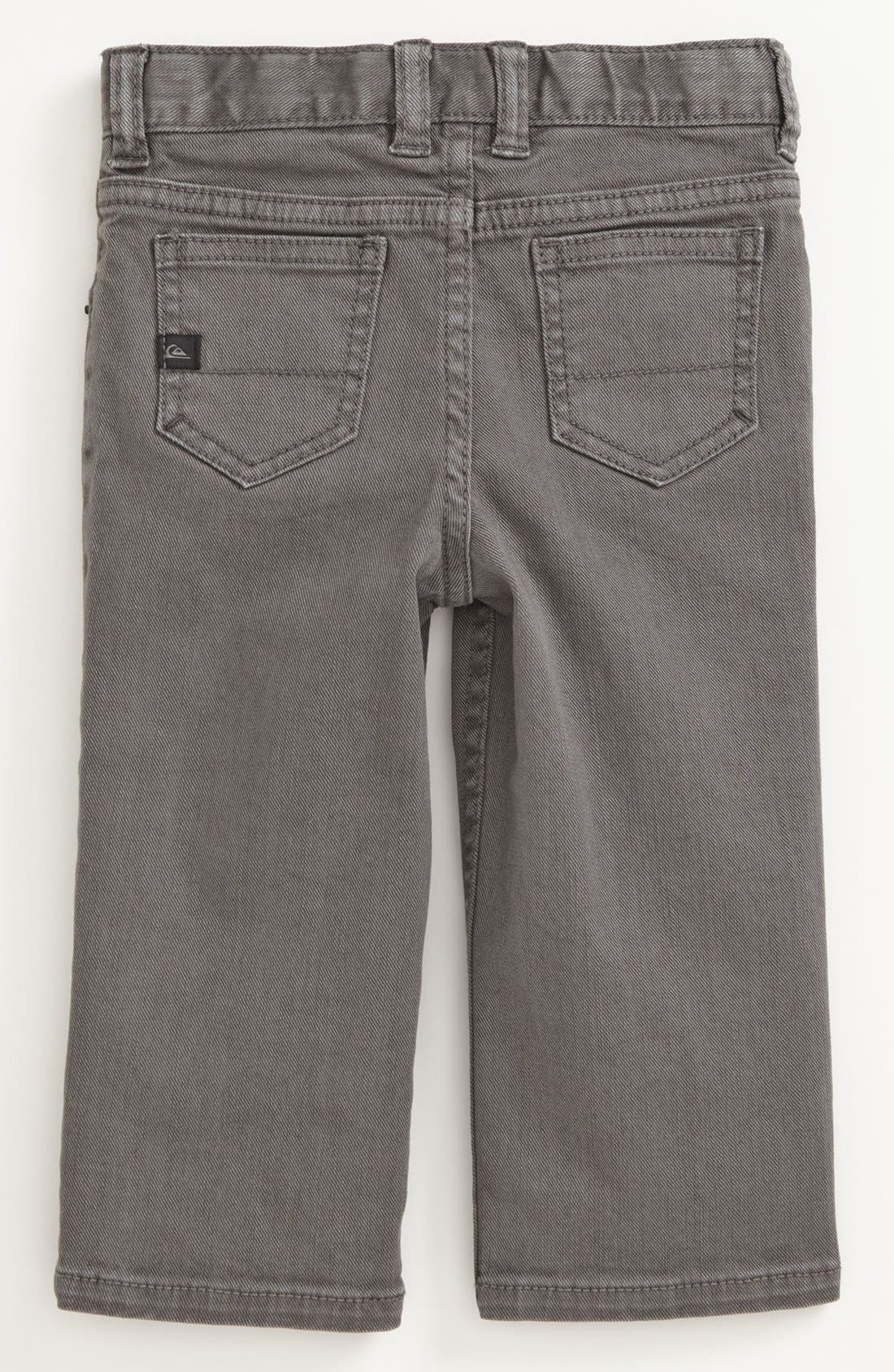 Alternate Image 1 Selected - Quiksilver 'Distortion' Pants (Toddler Boys)