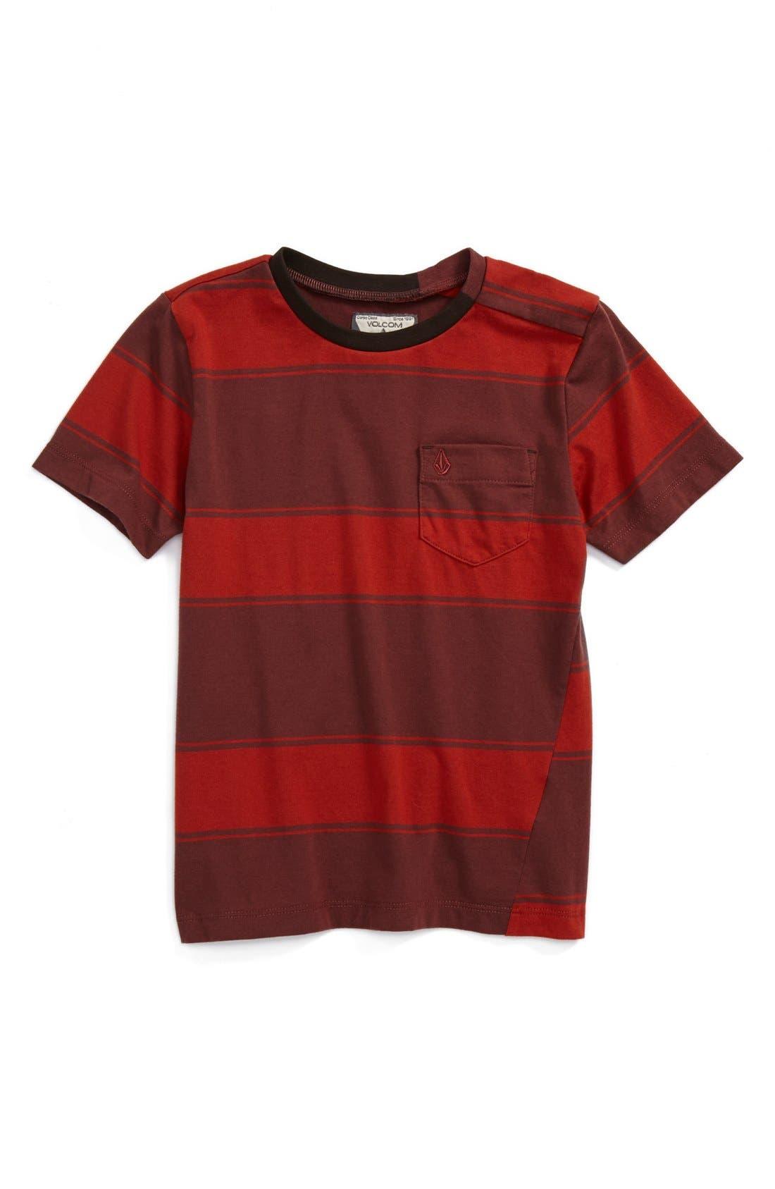Alternate Image 1 Selected - Volcom 'Square' T-Shirt (Little Boys)