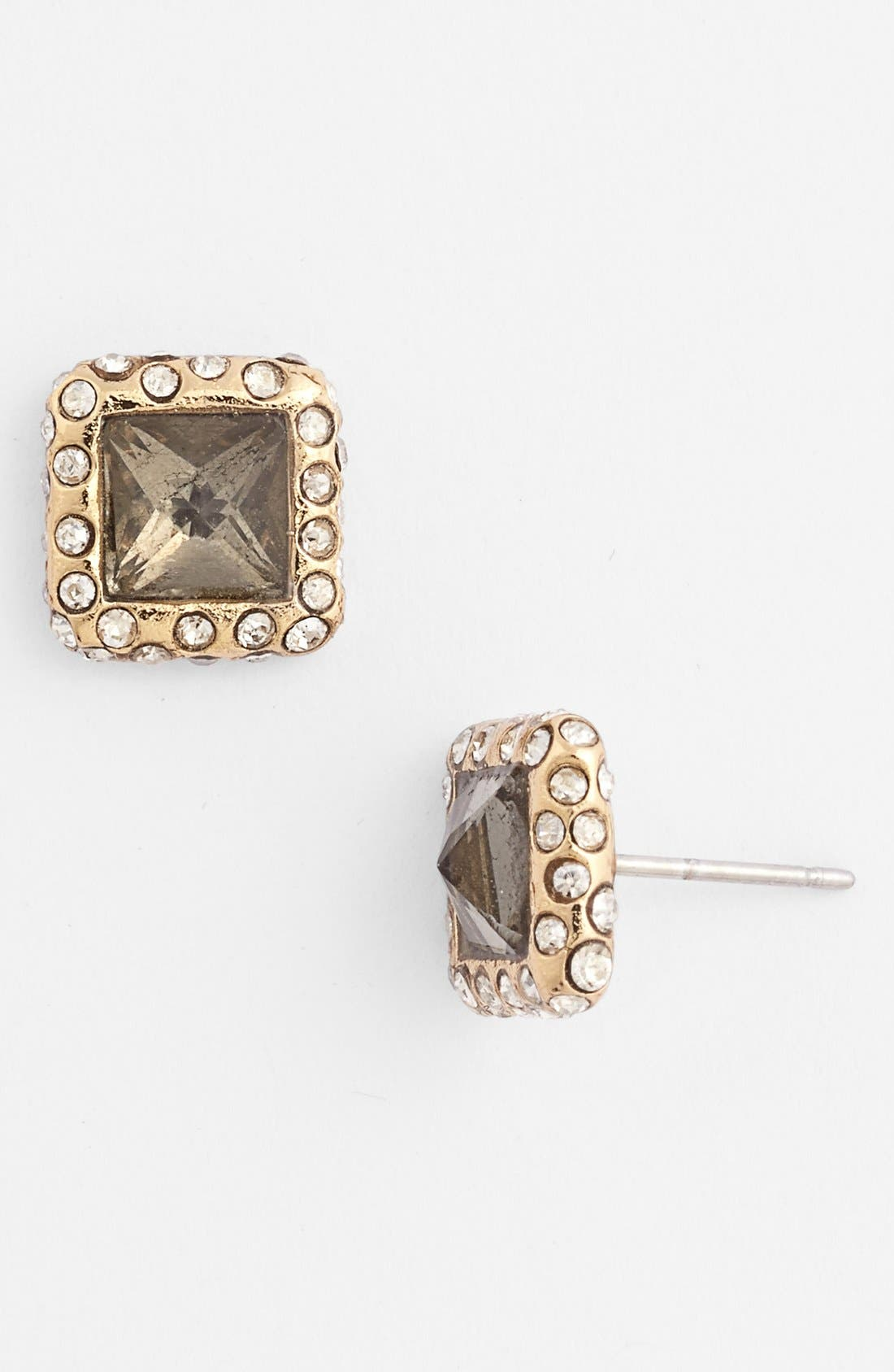 Main Image - Alexis Bittar 'Miss Havisham' Stud Earrings