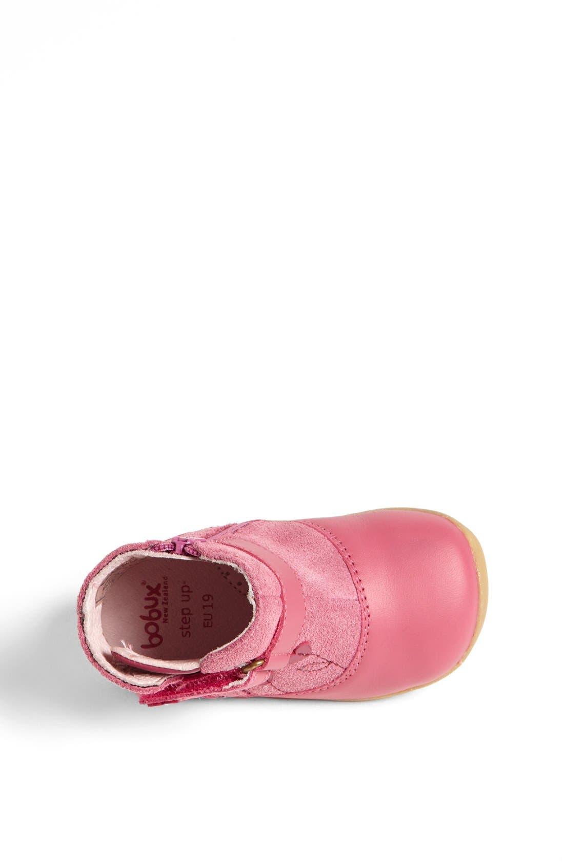 Alternate Image 3  - Bobux® 'Step Up Sweetheart' Boot (Baby & Walker)