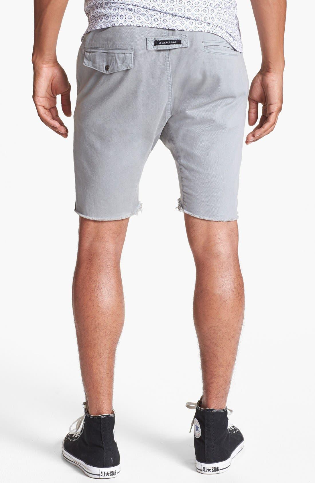 Alternate Image 2  - ZANEROBE 'Sureshot' Cut Off Shorts