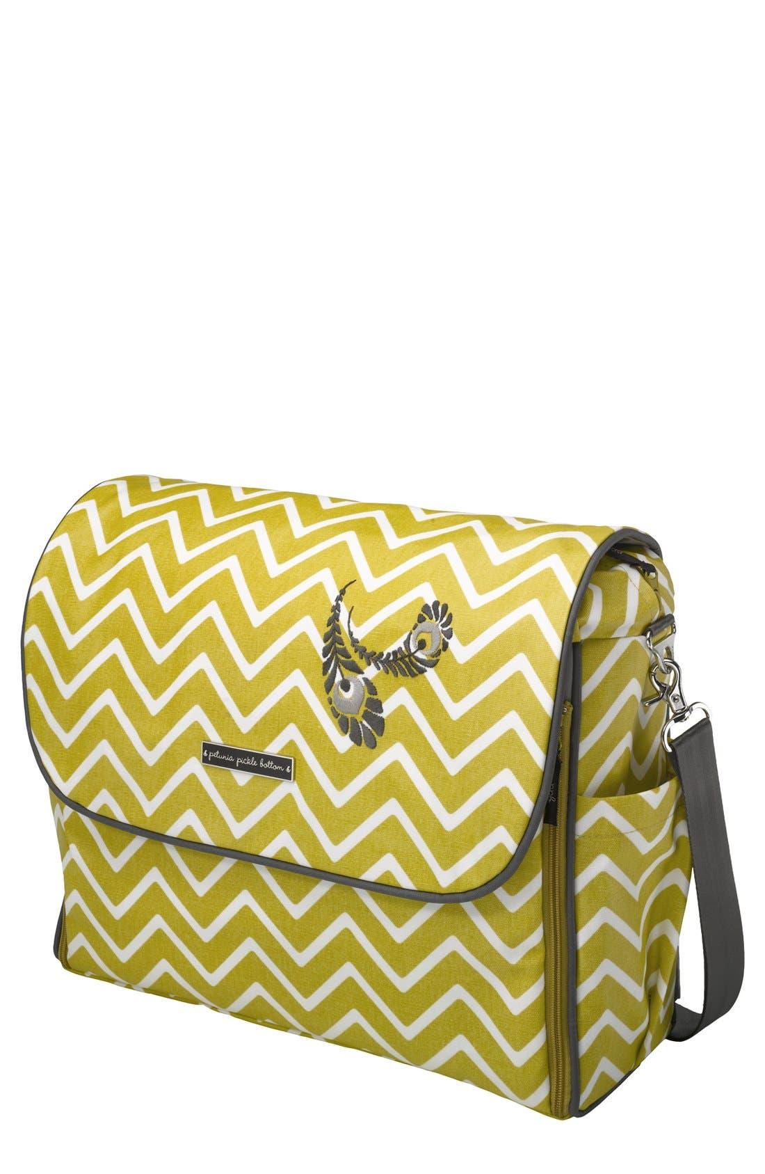 Alternate Image 1 Selected - Petunia Pickle Bottom 'Abundance Boxy' Backpack Diaper Bag