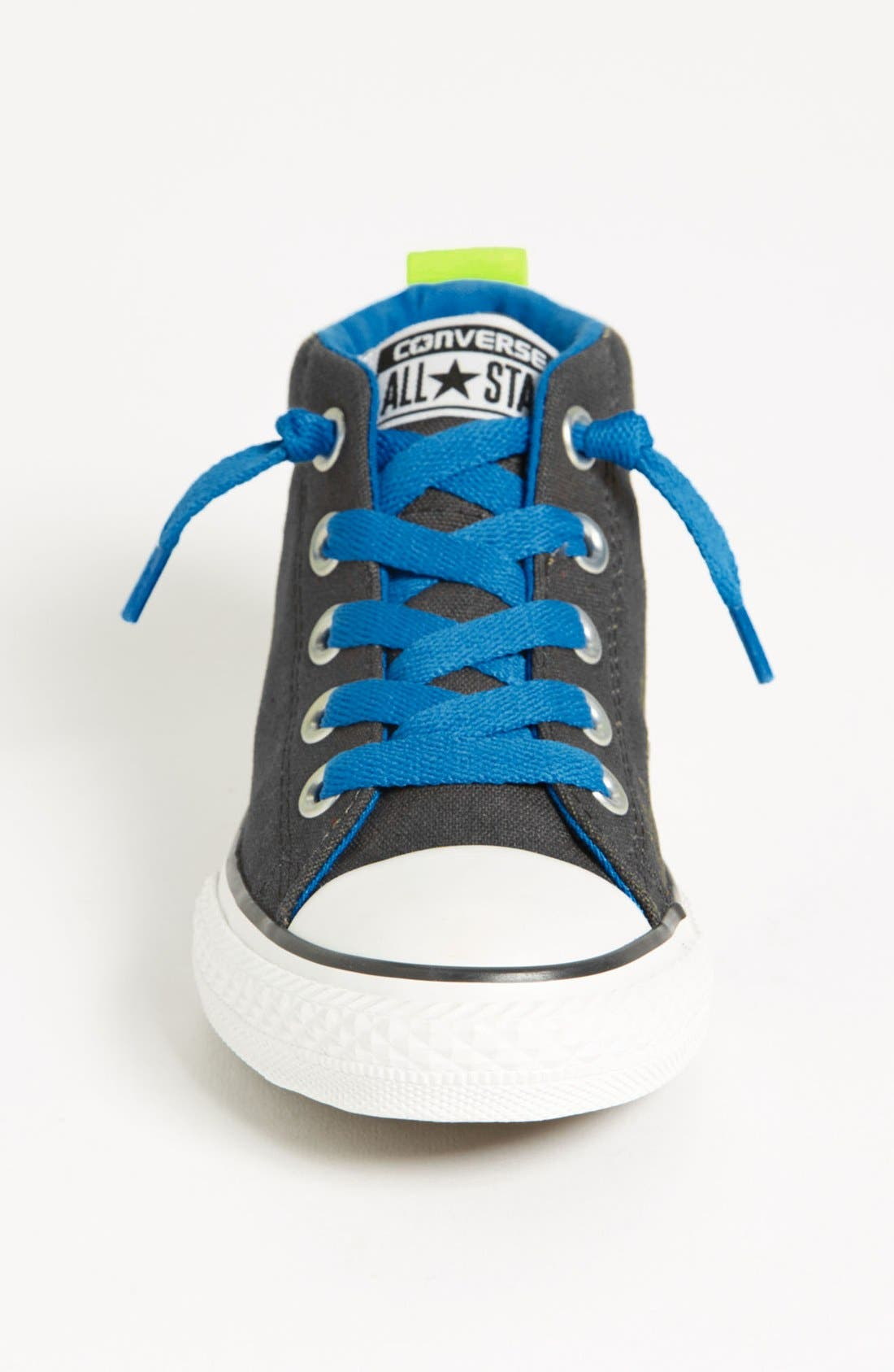 Alternate Image 3  - Converse Chuck Taylor® 'Street Mid Cab' Slip-On Sneaker (Toddler, Little Kid & Big Kid)