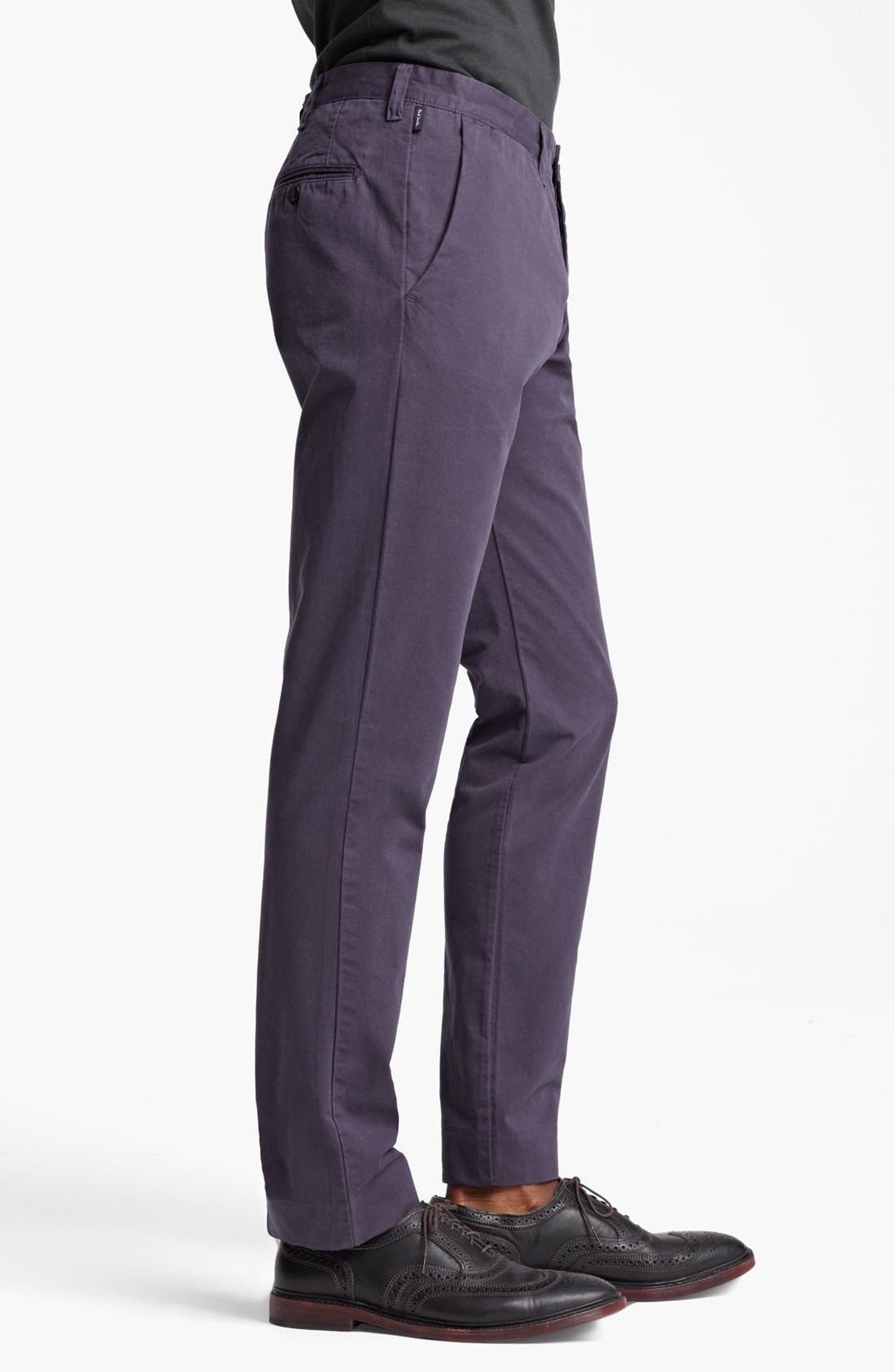 Alternate Image 3  - Paul Smith Jeans Slim Fit Pants