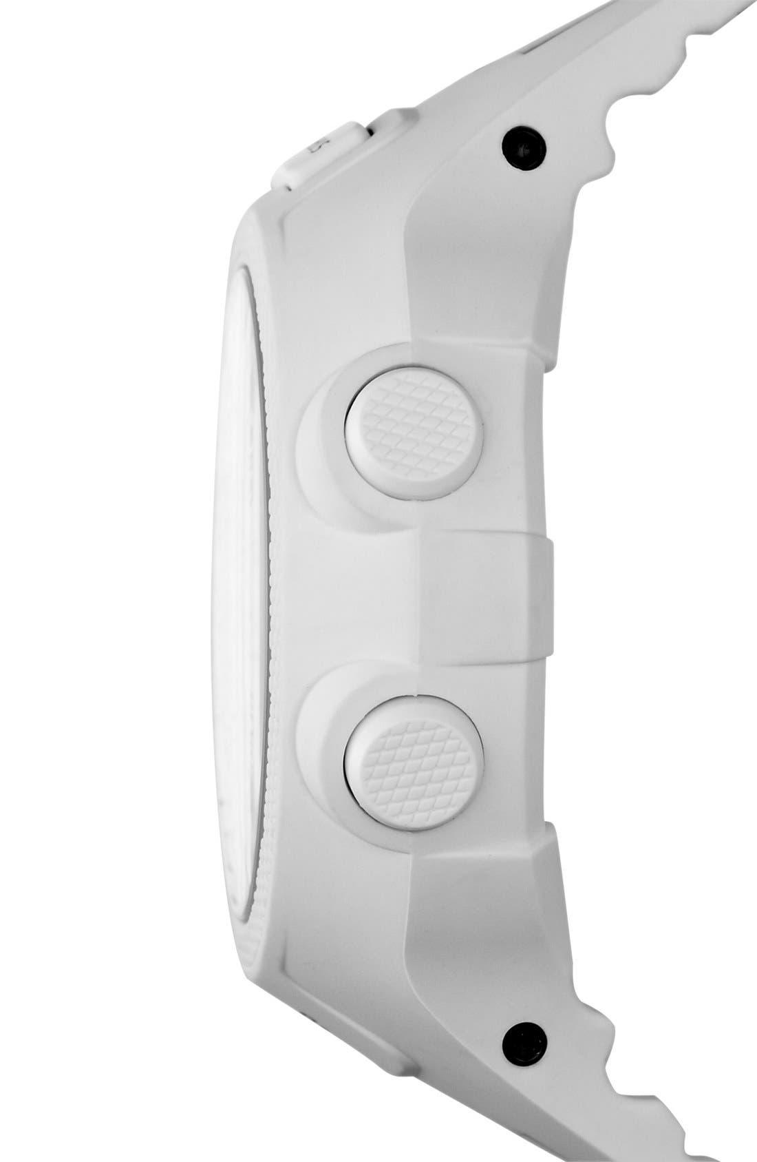 Alternate Image 3  - adidas Performance 'adiPower' Digital Sport Watch, 50mm