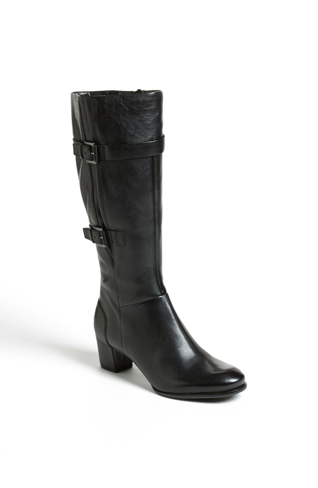 Alternate Image 1 Selected - ECCO 'Pailin' Boot (Wide Calf)