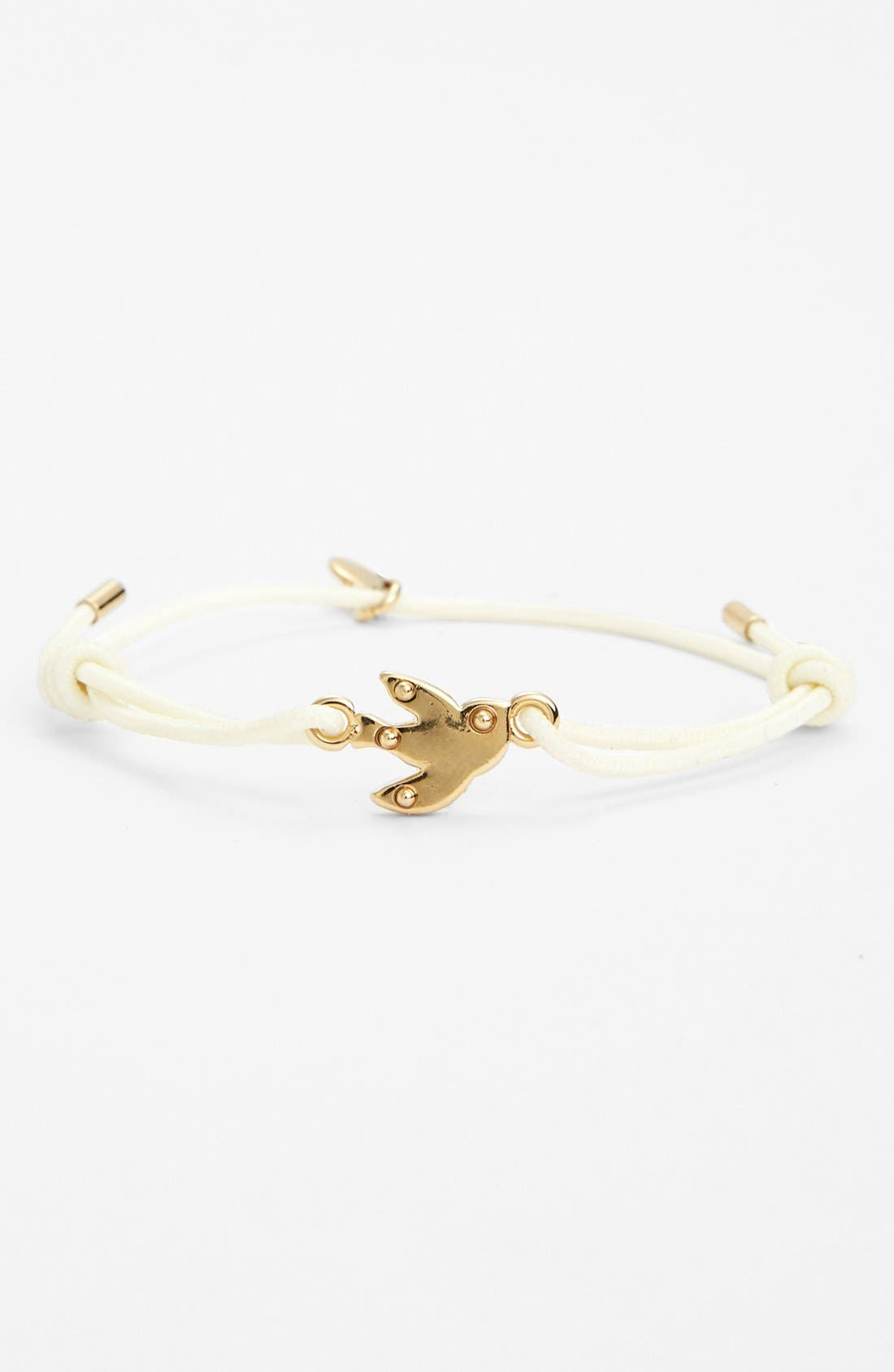 Alternate Image 1 Selected - MARC BY MARC JACOBS 'Petal to the Metal' Friendship Bracelet