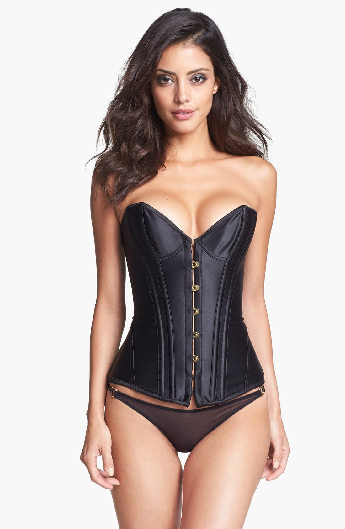 Alternate Image 3  - L'Agent by Agent Provocateur 'Penelope' Corset