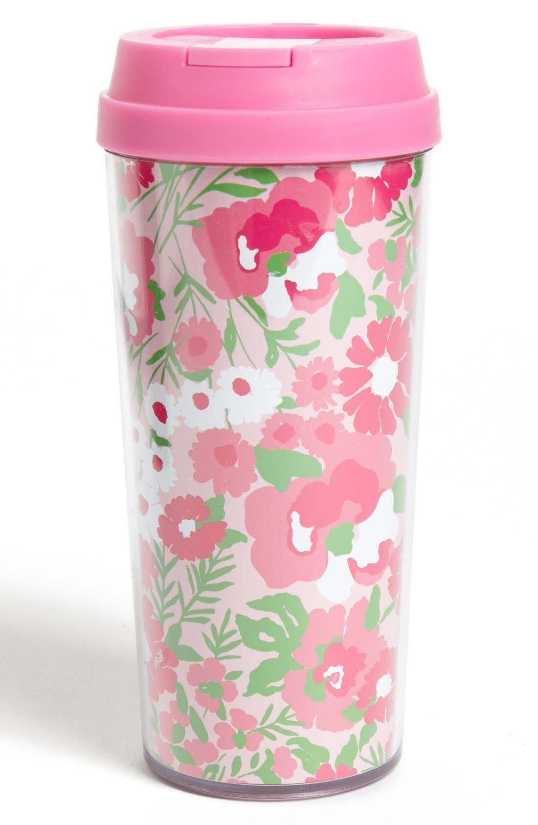 Main Image - Lilly Pulitzer® 'Garden by the Sea' Thermal Mug