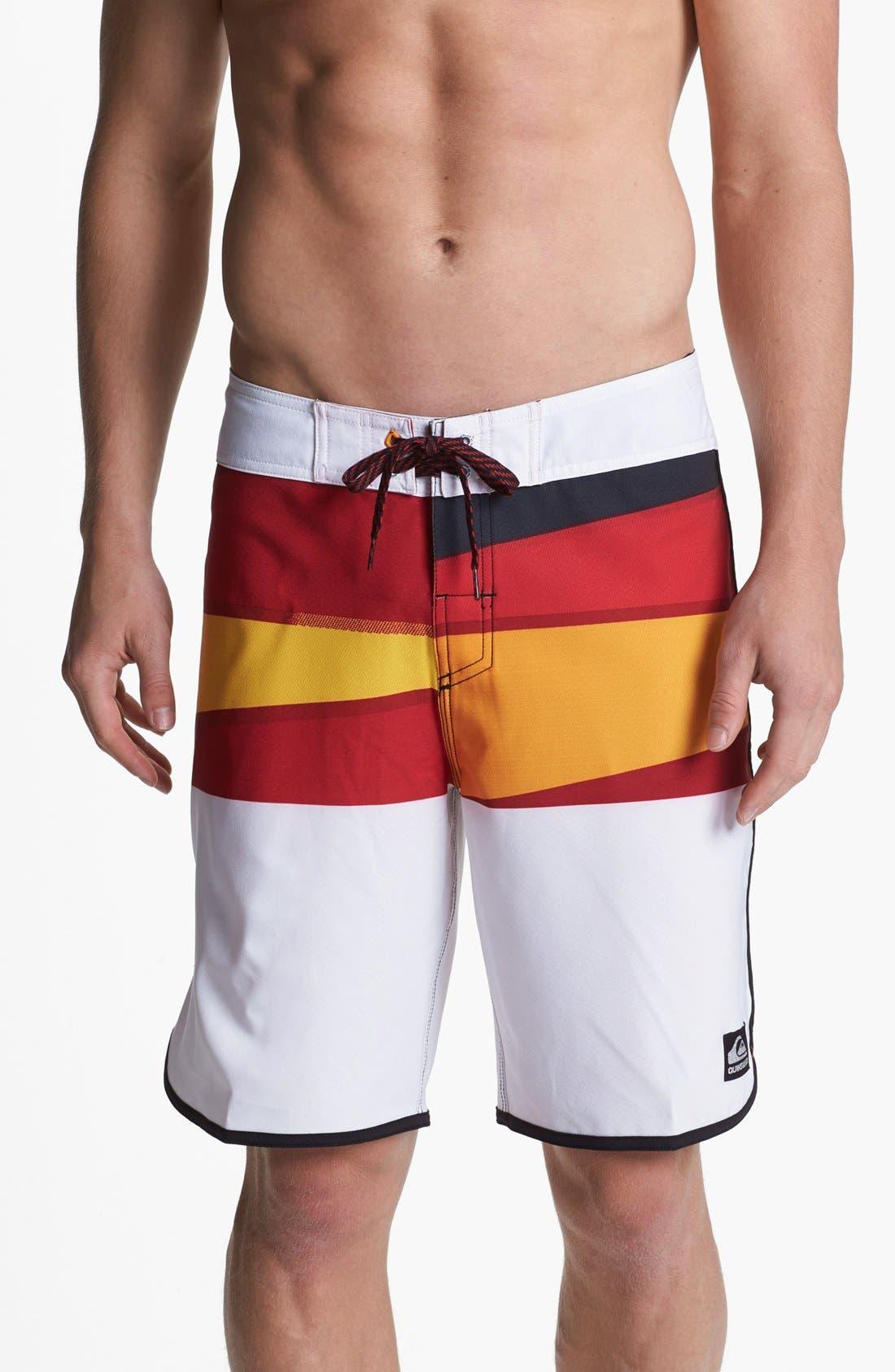 Alternate Image 1 Selected - Quiksilver 'Repel' Board Shorts
