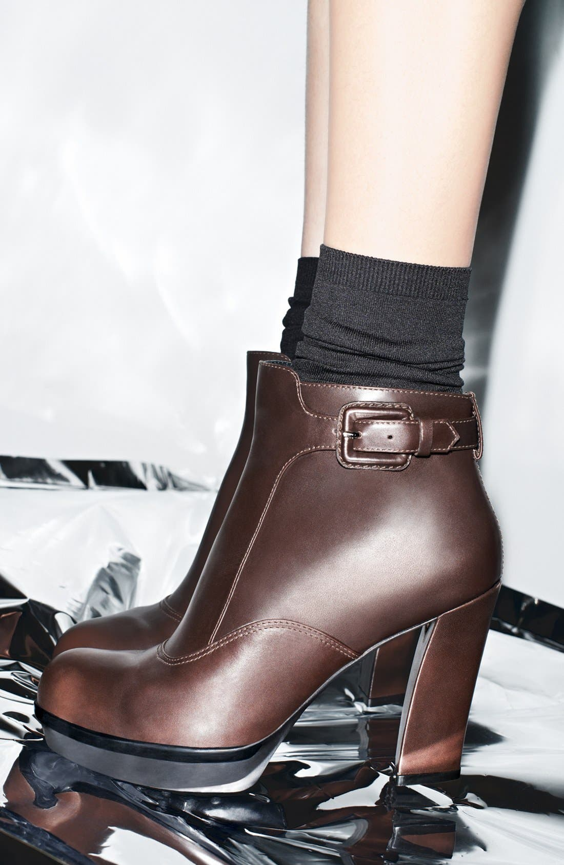 Alternate Image 5  - Tod's Ankle Strap Bootie