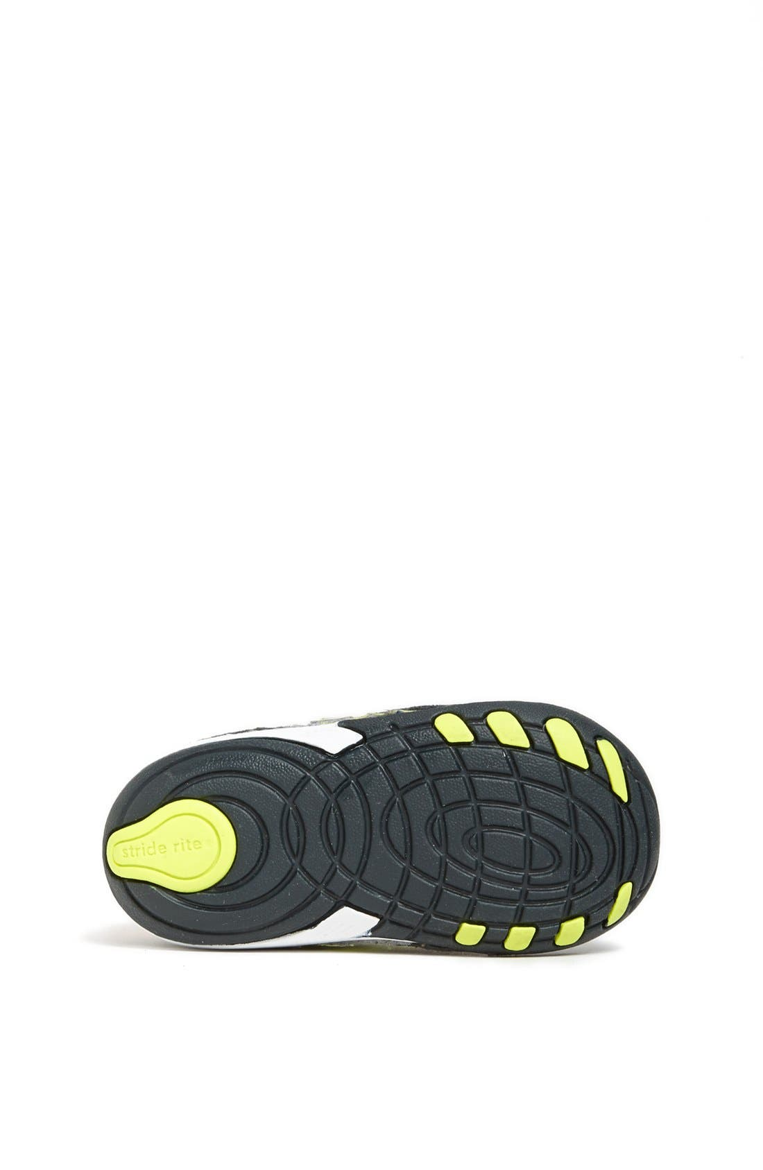 Alternate Image 4  - Stride Rite 'Jason' Sneaker (Baby & Walker)
