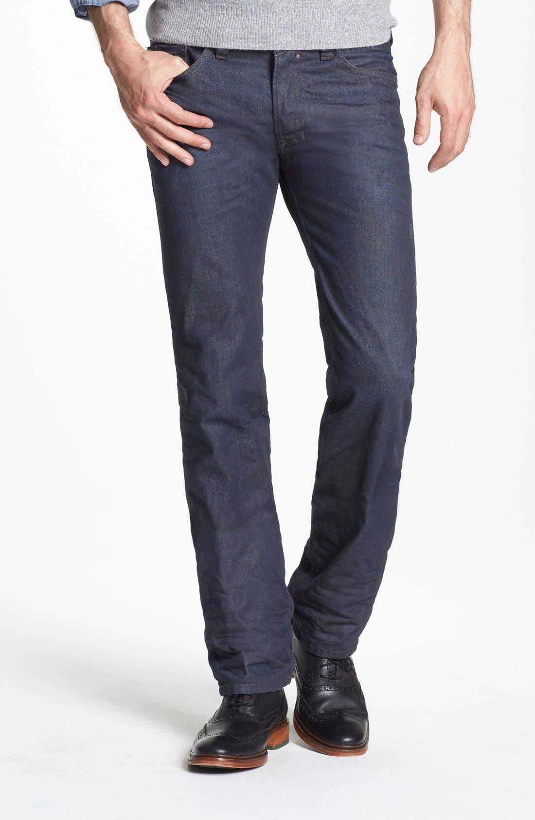 Main Image - DIESEL® 'Safado' Slim Fit Jeans (0806X)