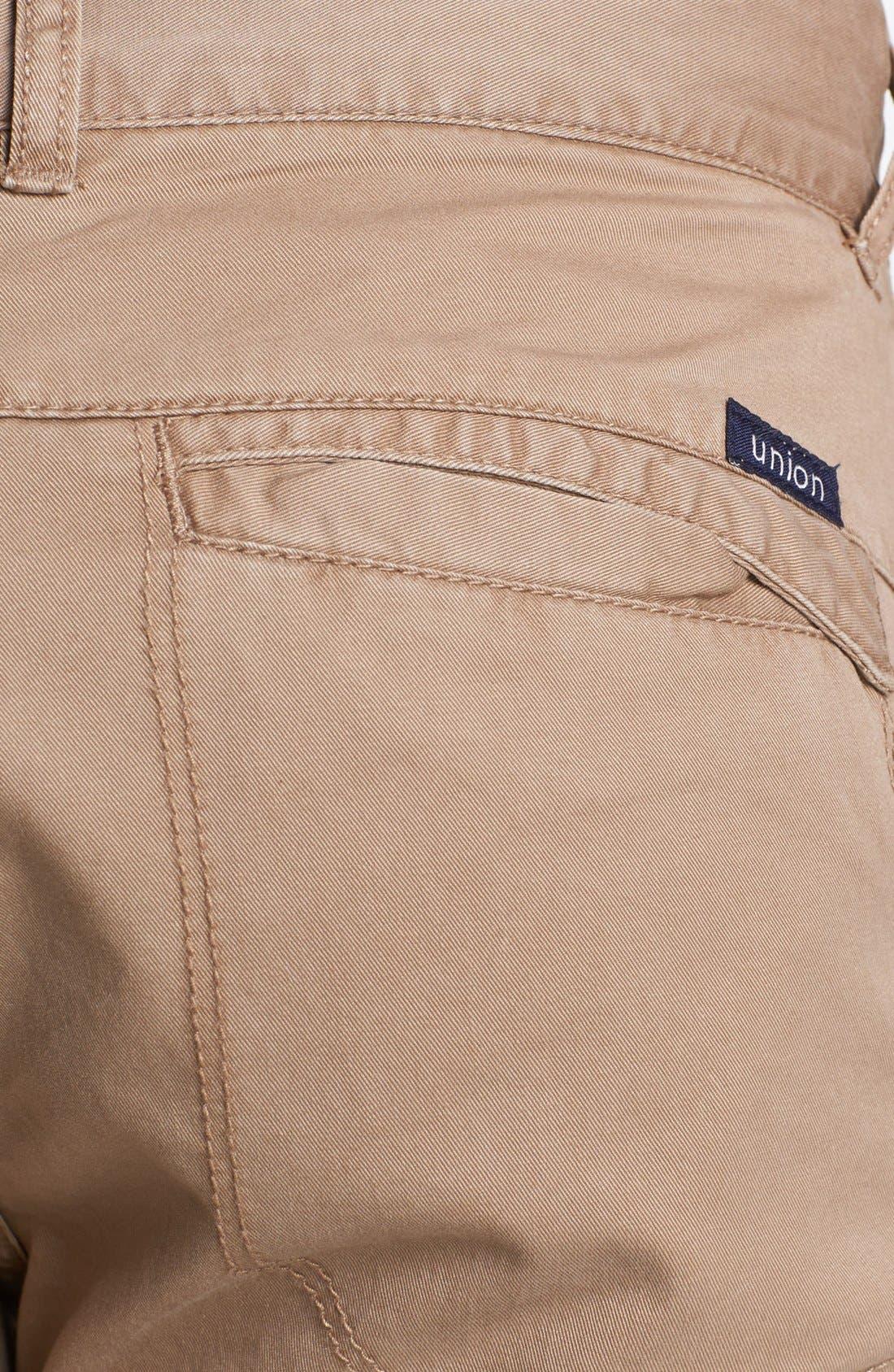 Alternate Image 2  - Union 'Camano' Slim Straight Leg Chinos