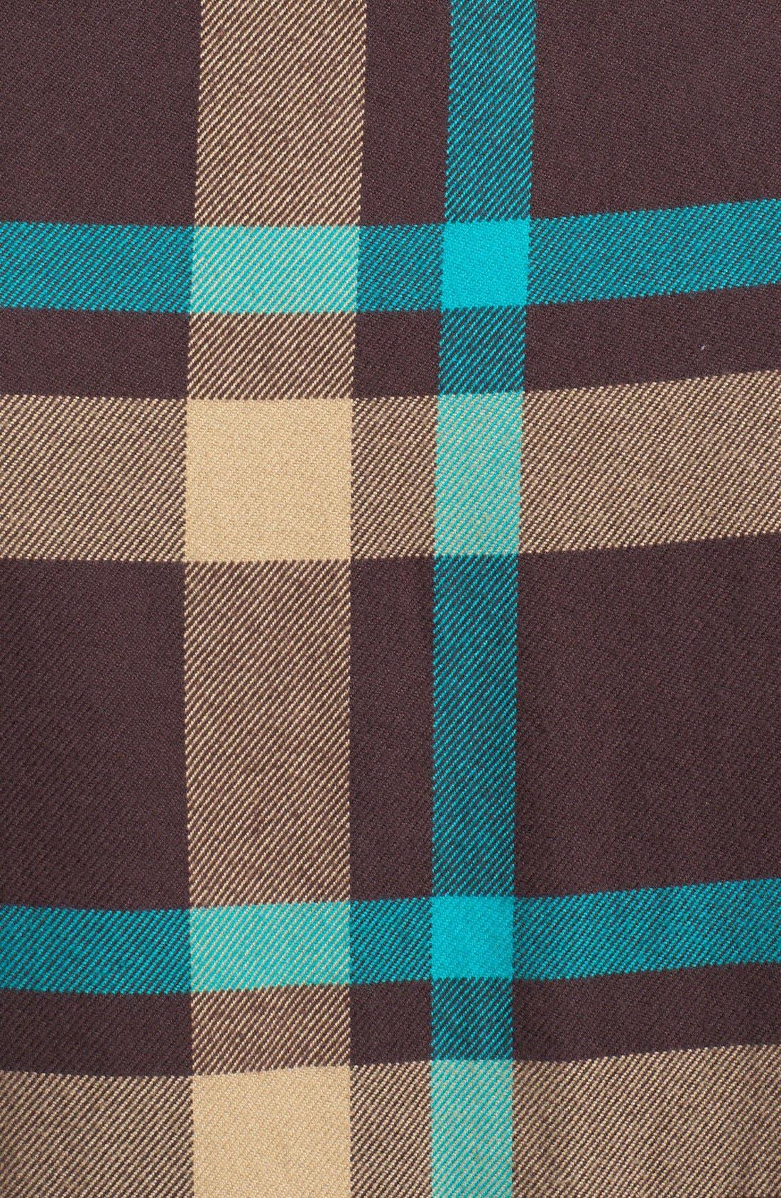 Alternate Image 3  - Patagonia 'Fjord' Regular Fit Organic Cotton Flannel Shirt