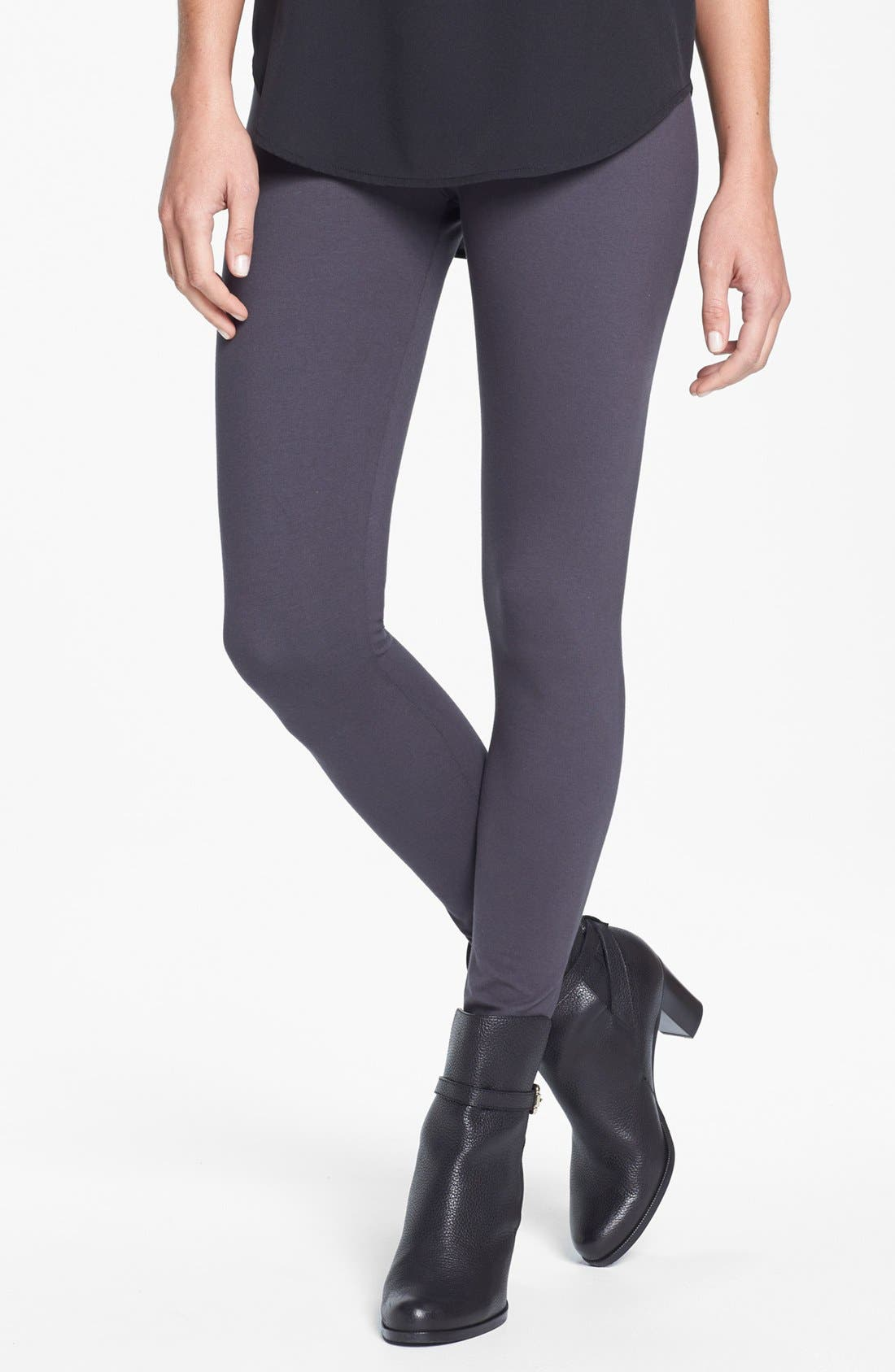 Alternate Image 1 Selected - Lyssé Control Top High Waist Leggings