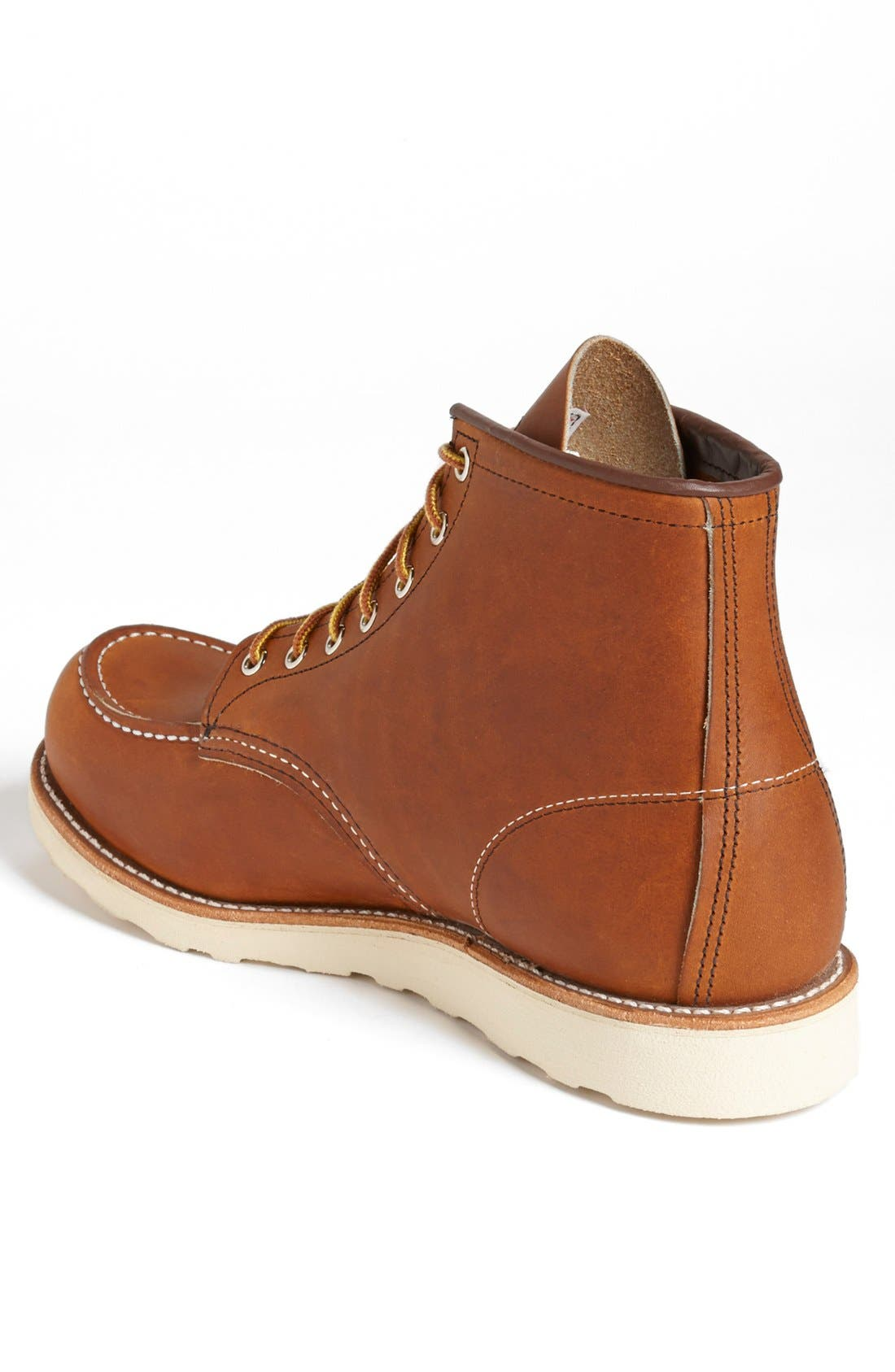 Alternate Image 2  - Red Wing '875' 6 Inch Moc Toe Boot