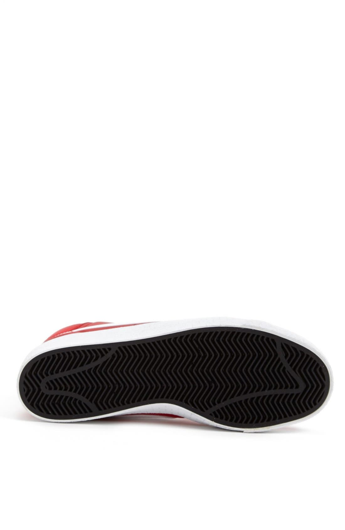 Alternate Image 4  - Nike 'Blazer Mid LR NF' Skate Shoe (Men)