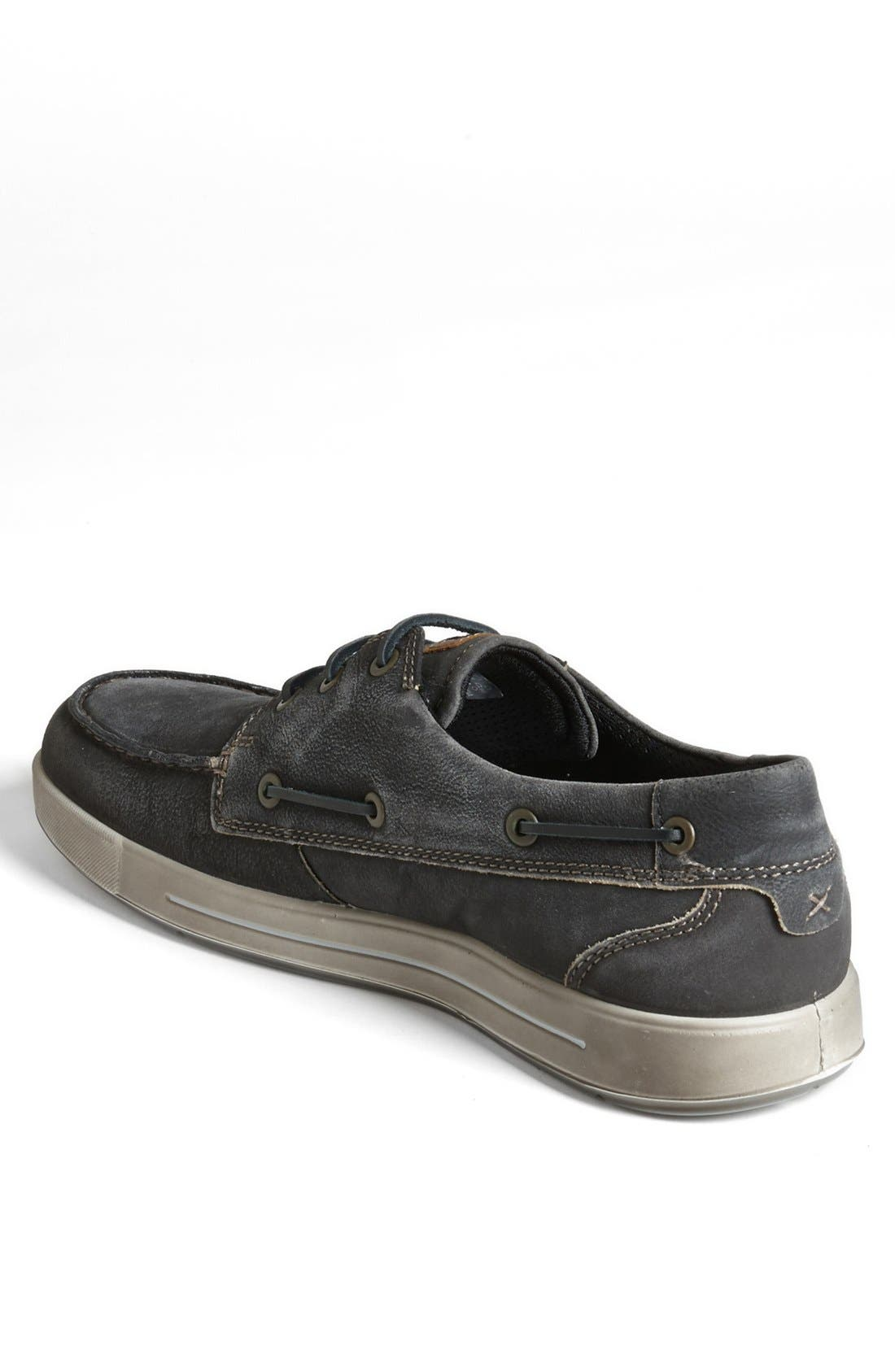 Alternate Image 2  - ECCO 'Androw' Boat Shoe (Men)