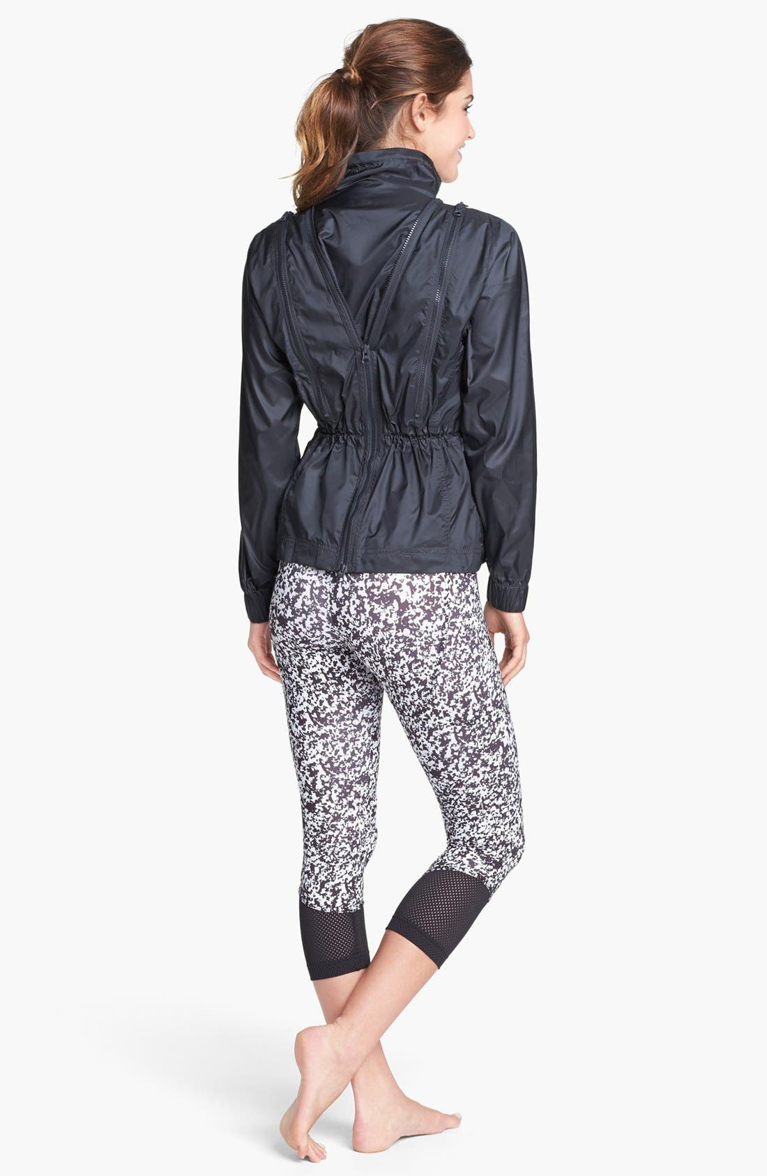 Alternate Image 4  - adidas by Stella McCartney 'Run' Three Quarter Length Pants