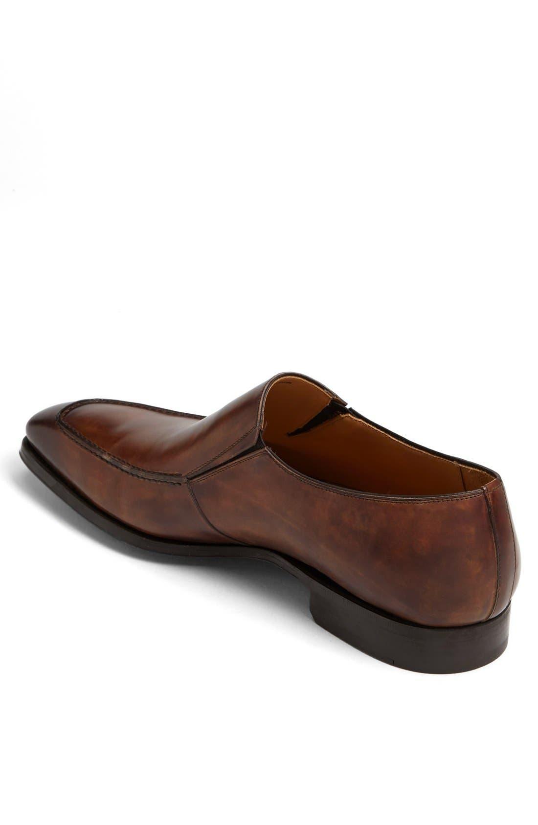 Alternate Image 2  - Magnanni 'Leo' Venetian Loafer