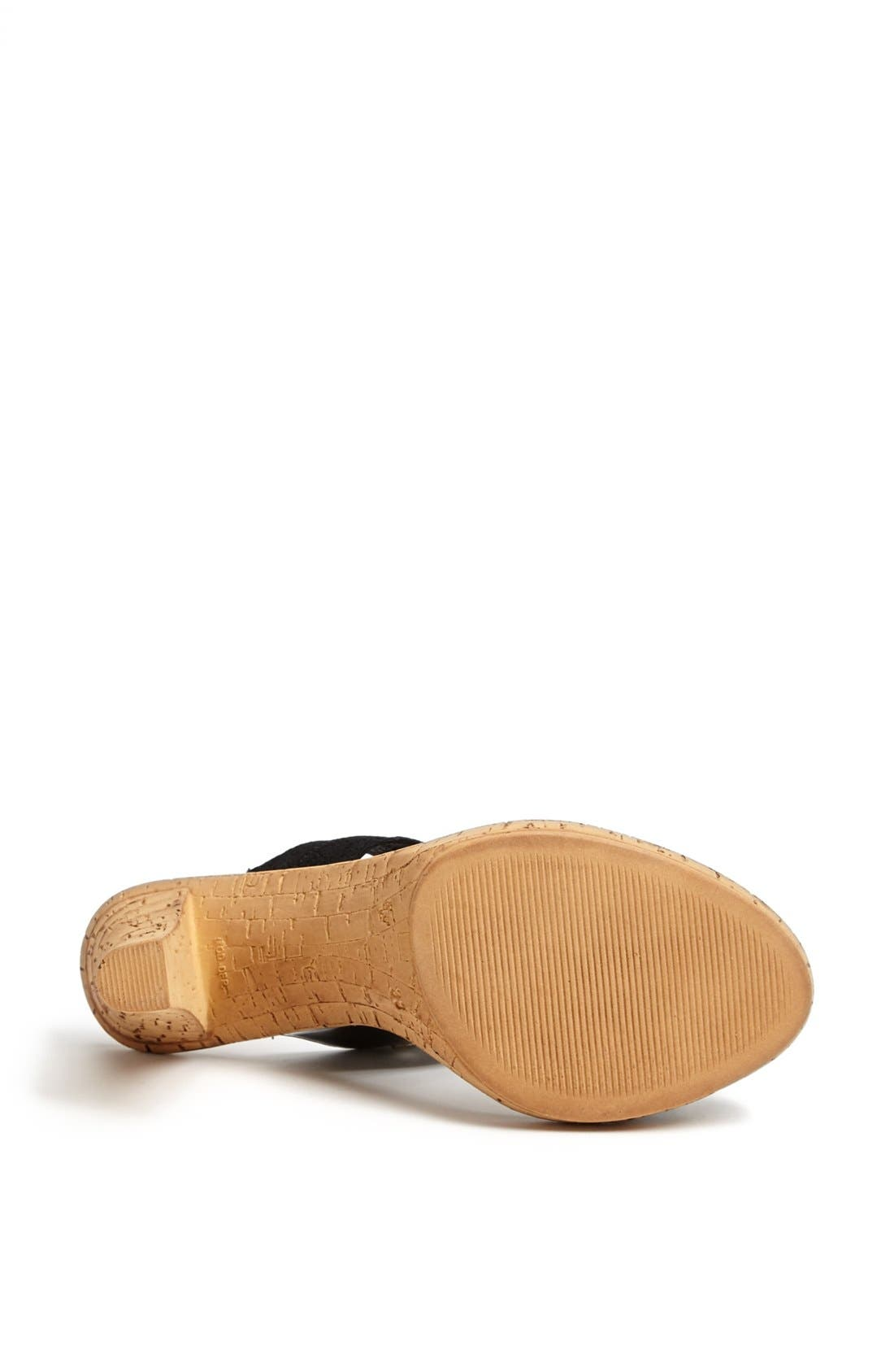 Alternate Image 4  - Dezario 'Austin' Sandal