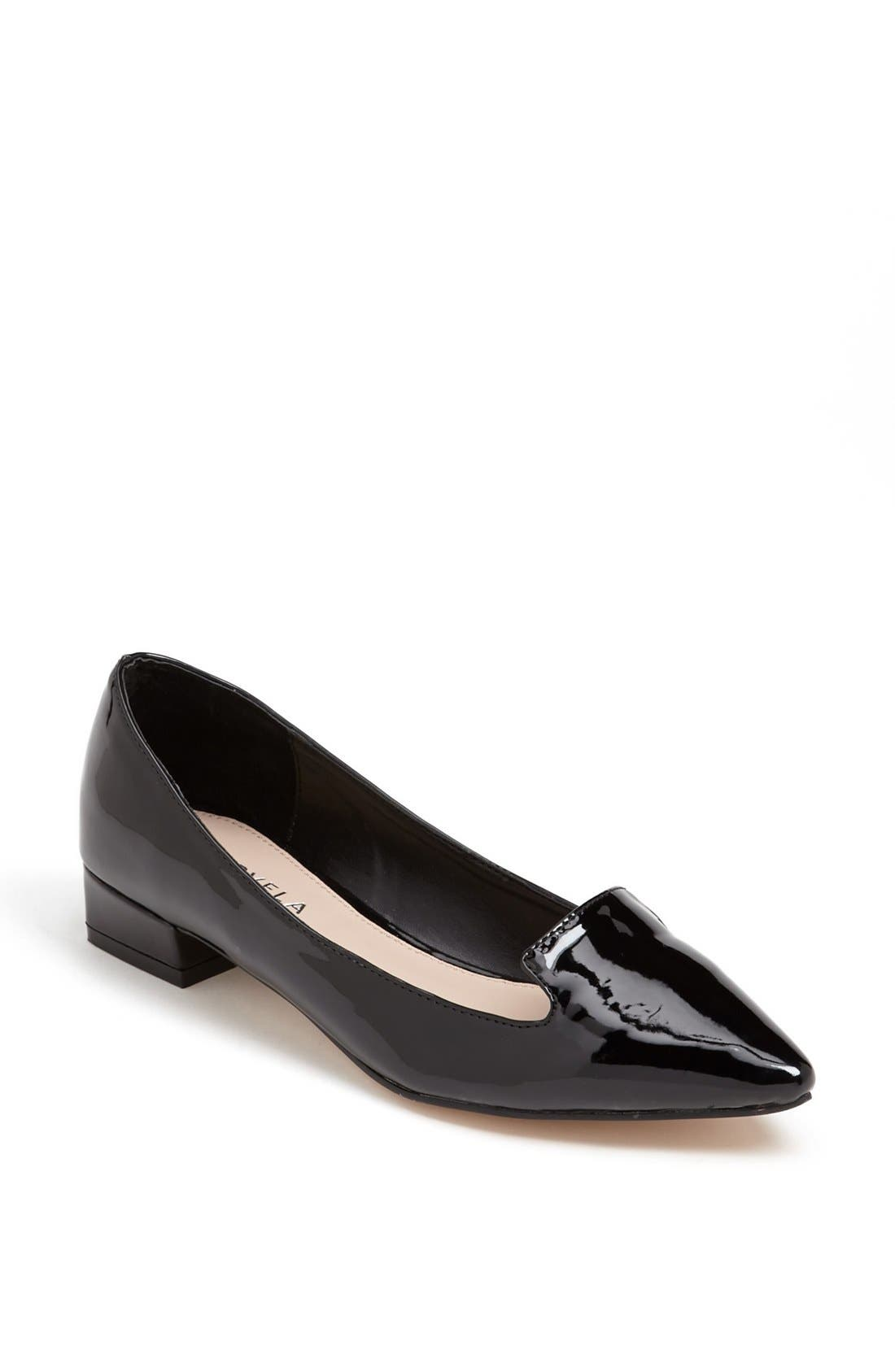 Alternate Image 1 Selected - Carvela Kurt Geiger 'Lizzie' Pointed Toe Flat