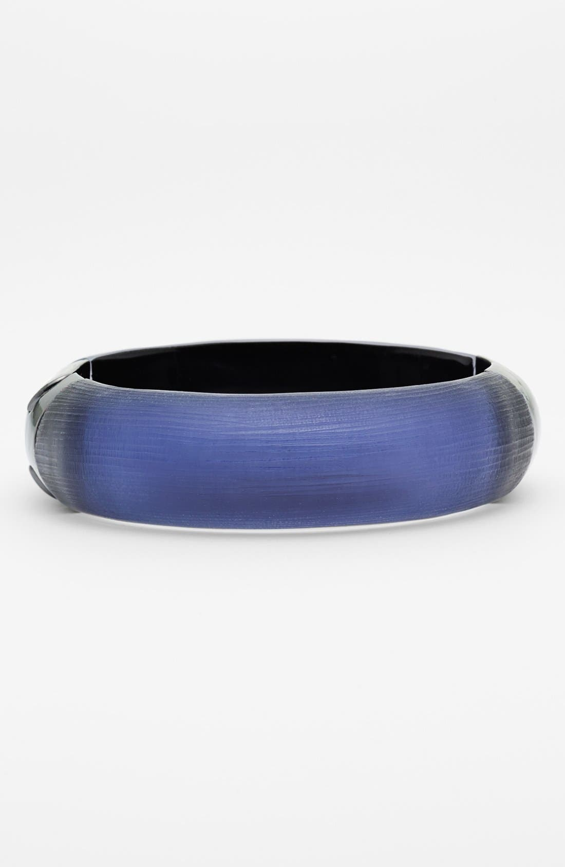 Main Image - Alexis Bittar 'Lucite® - Neo Bohemian' Large Hinged Bangle