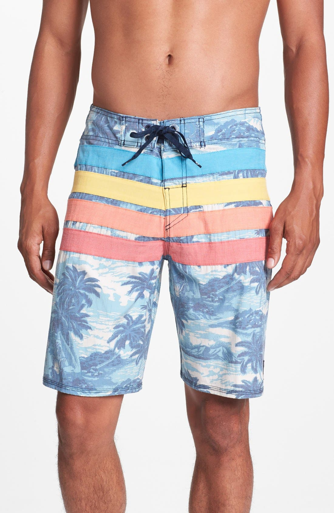 Alternate Image 1 Selected - Quiksilver 'Jayolio' Board Shorts